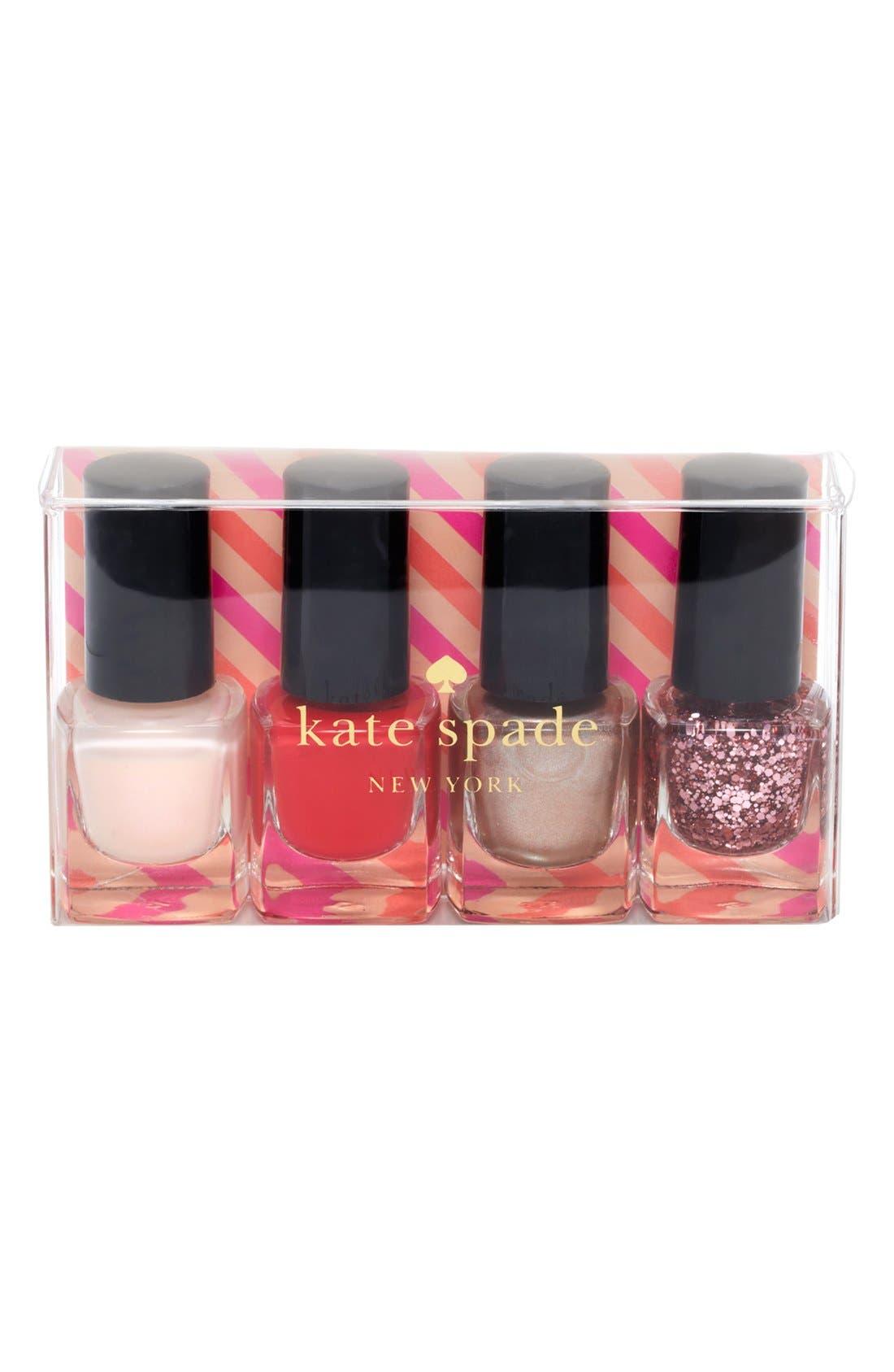 mini nail polish set,                             Alternate thumbnail 2, color,                             974