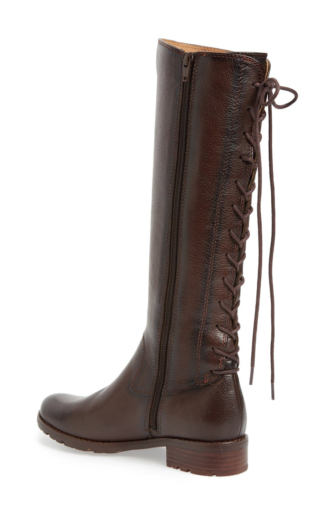 'Sharnell' Riding Boot,                             Alternate thumbnail 17, color,