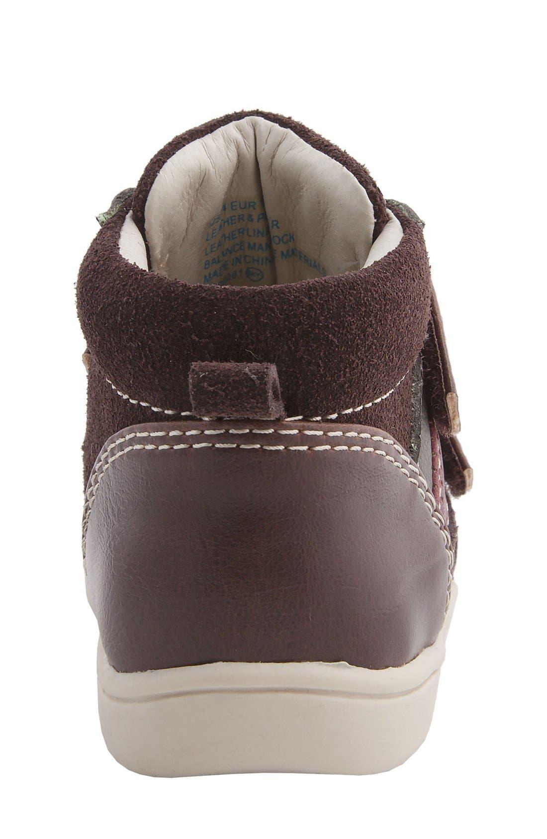 Nina 'Cairo' High Top Sneaker,                             Alternate thumbnail 8, color,