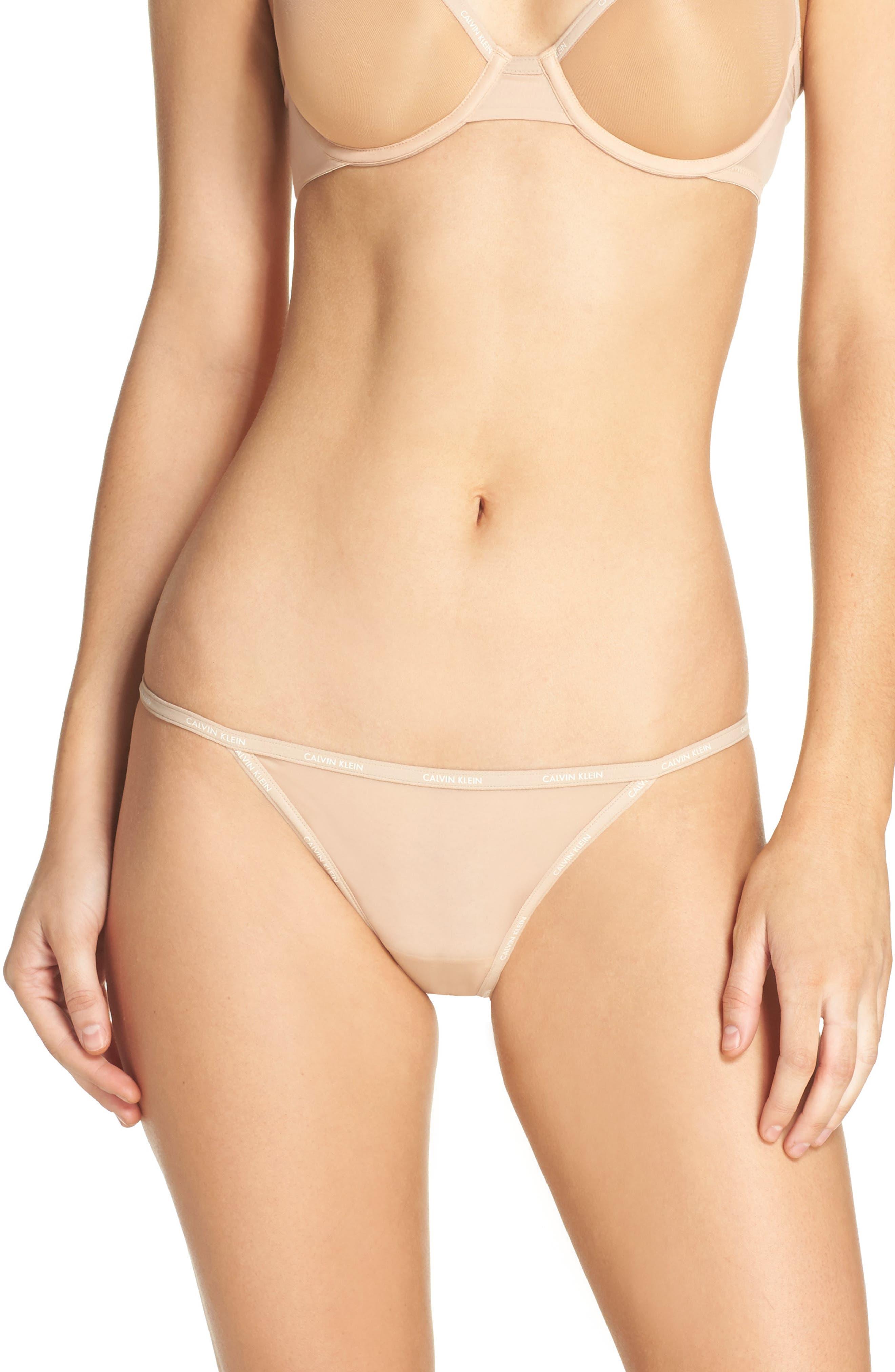 Marquisette String Bikini,                             Main thumbnail 4, color,