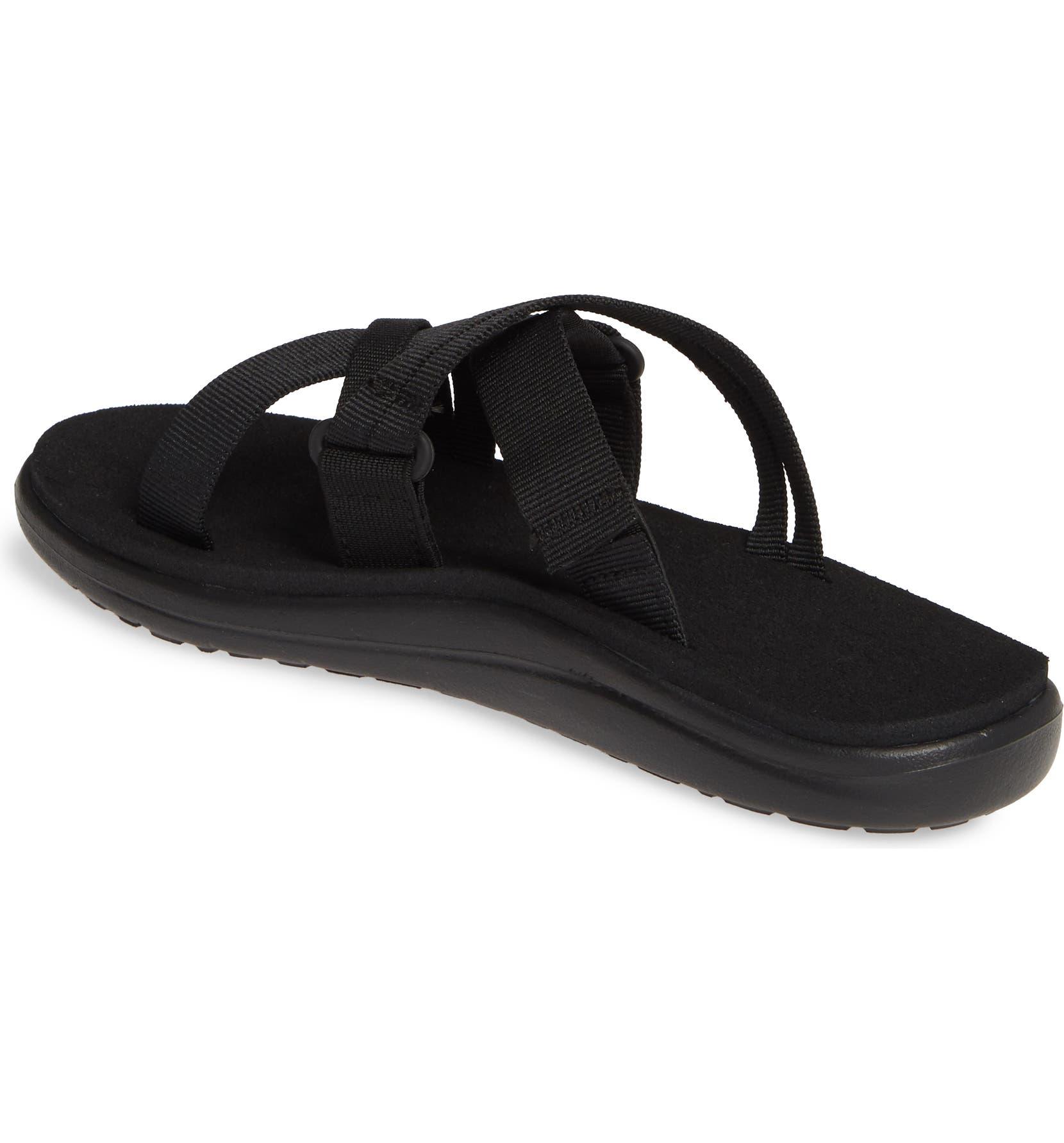 dd0dfb13725dd5 Teva Voya Infinity Water Friendly Slide Sandal (Women)