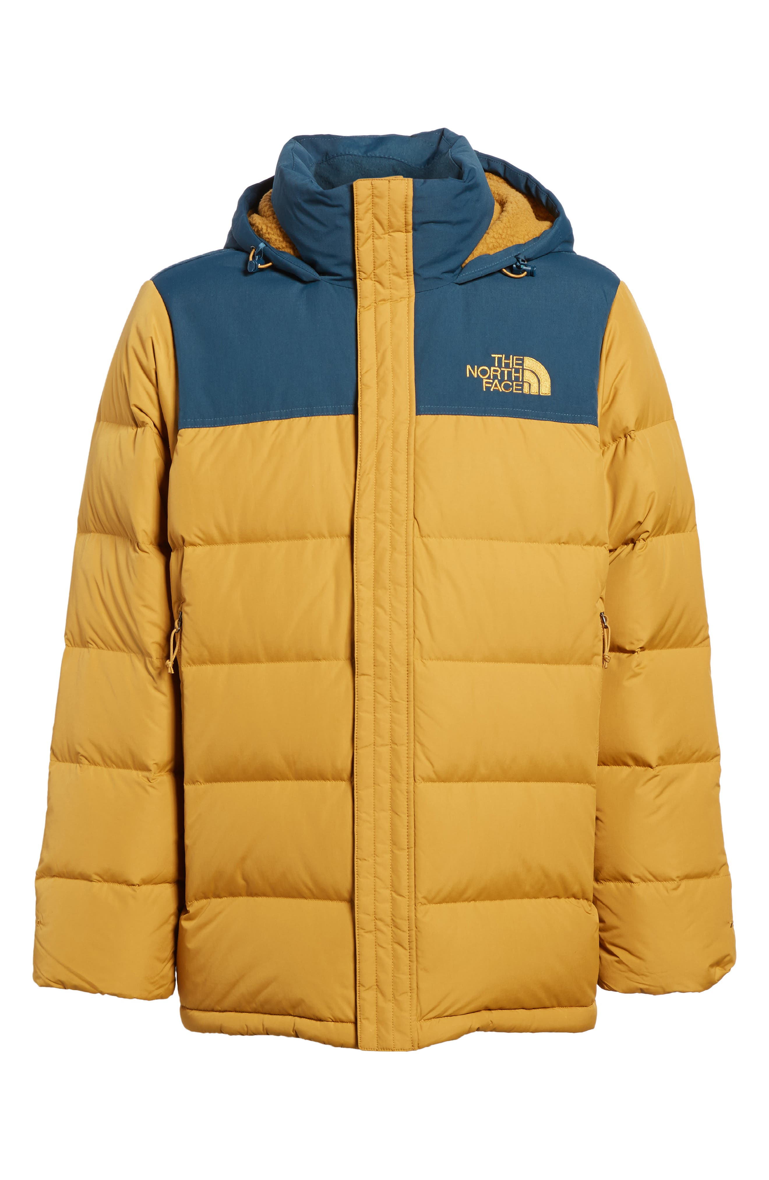 Nuptse Ridge Down Jacket,                             Alternate thumbnail 26, color,