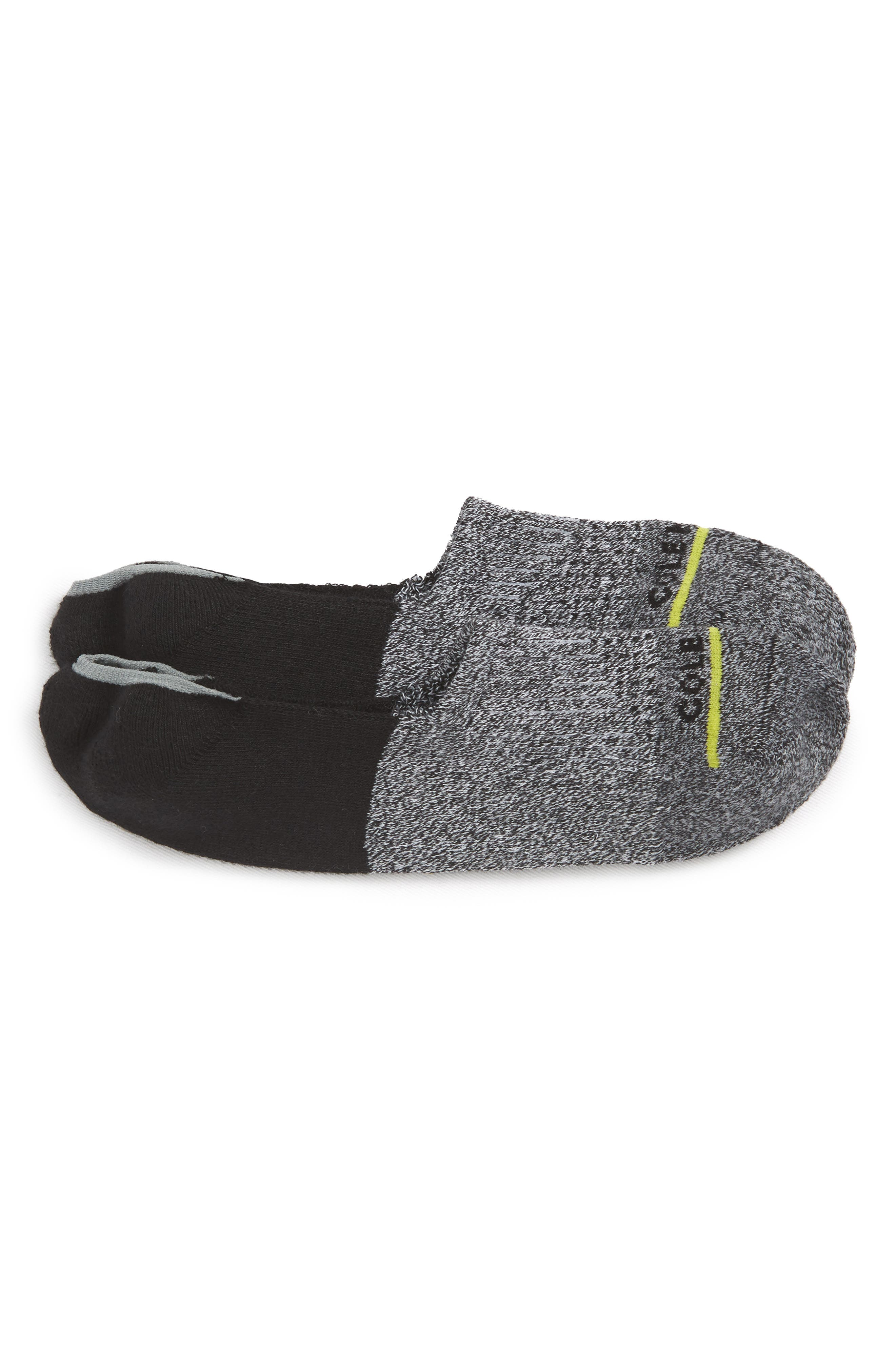 ZeroGrand Liner Socks,                             Main thumbnail 1, color,                             001