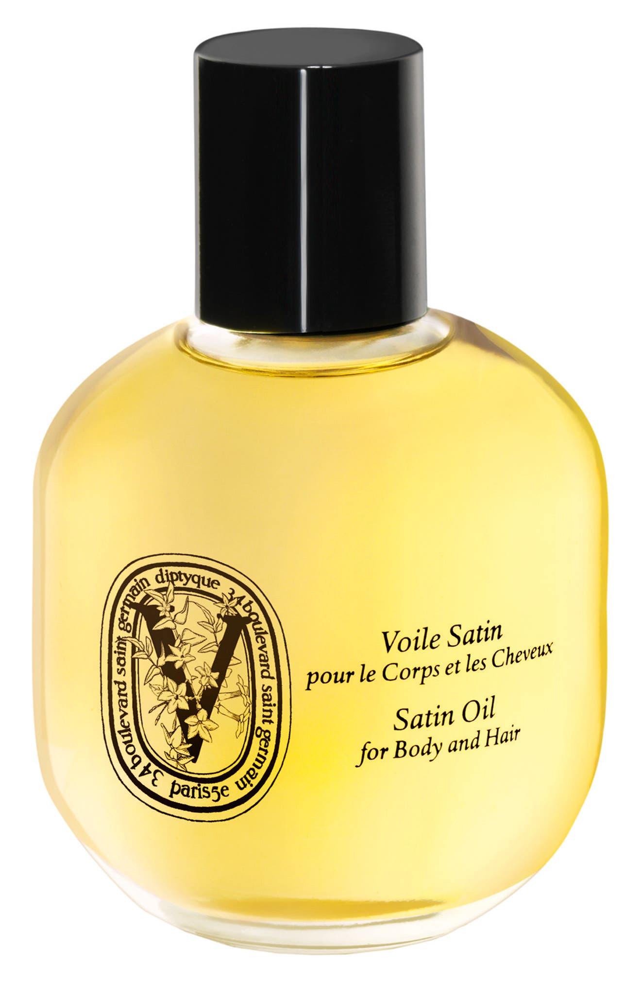 DIPTYQUE,                             Satin Oil Spray for Body and Hair,                             Alternate thumbnail 2, color,                             NO COLOR
