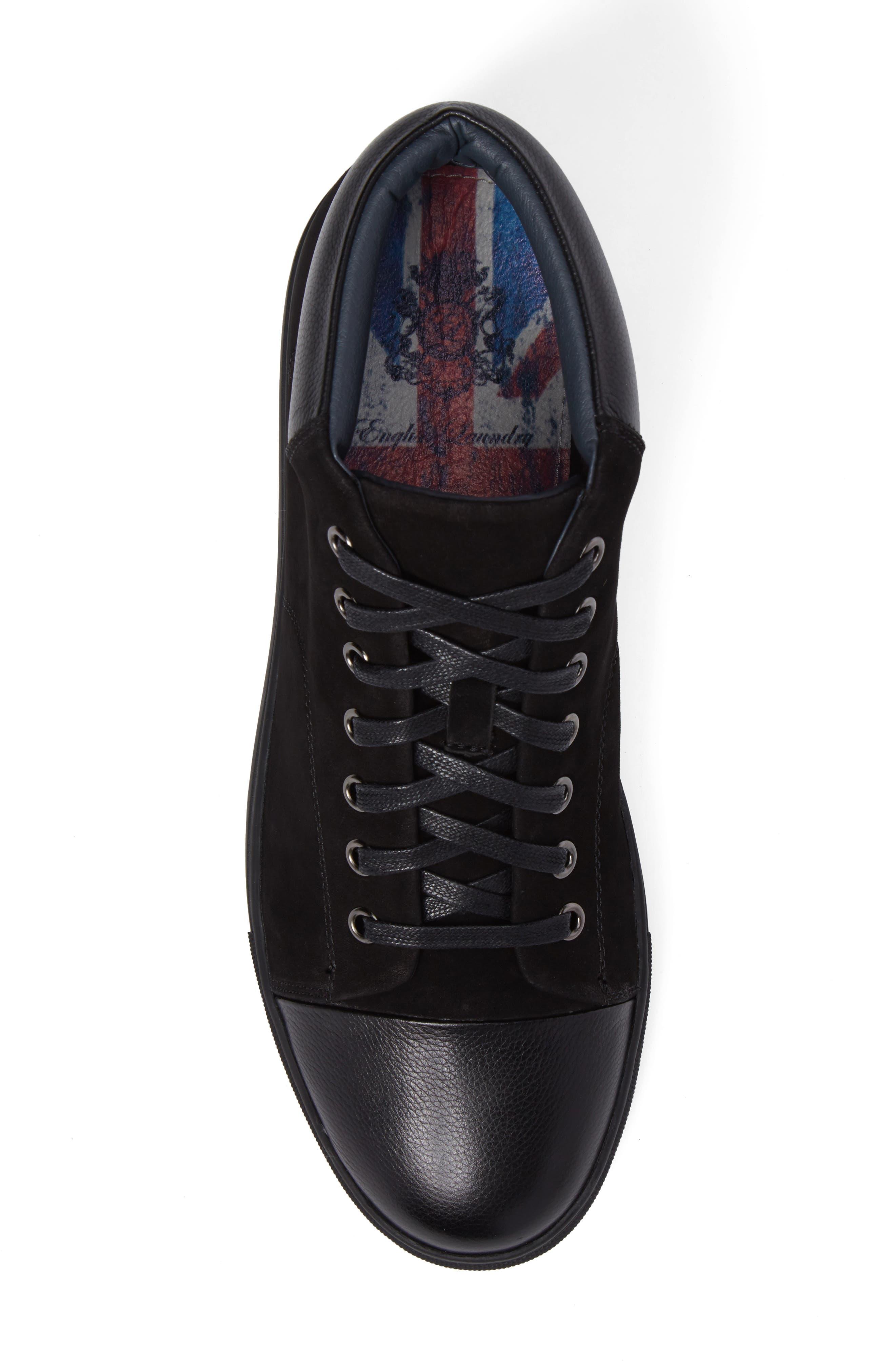 Landseer Sneaker,                             Alternate thumbnail 5, color,                             001