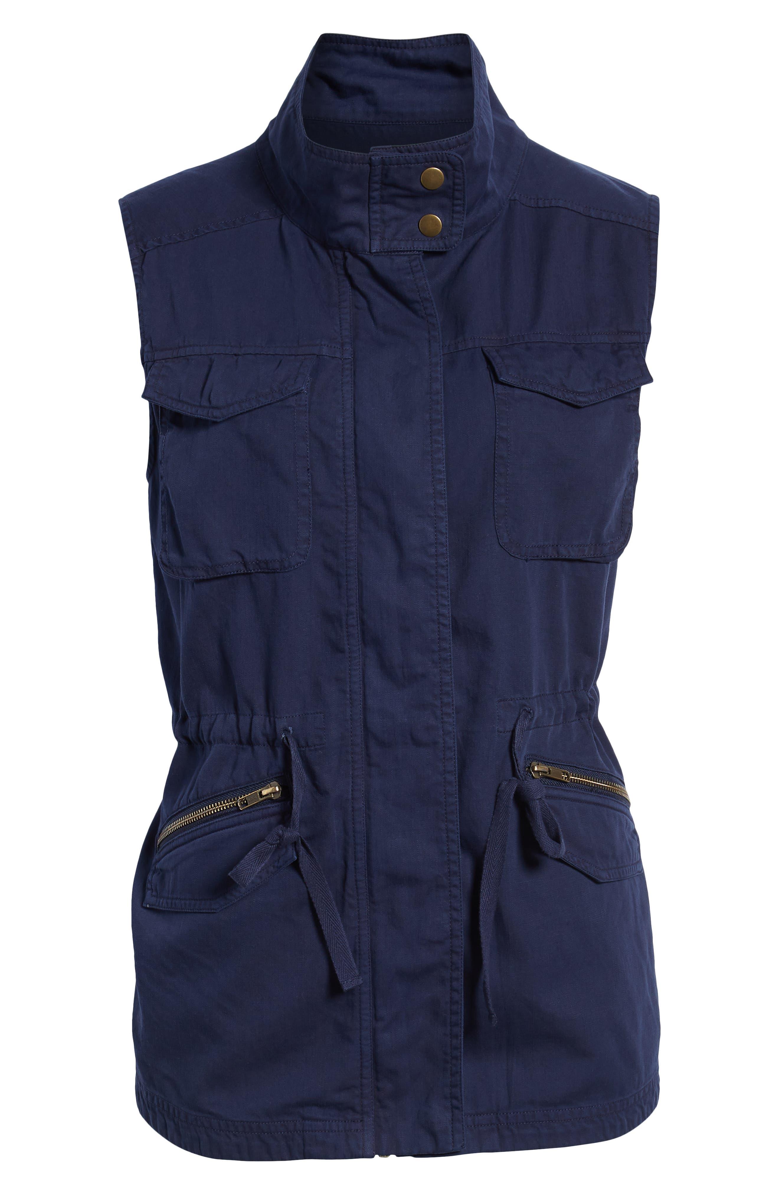 Utility Vest,                             Alternate thumbnail 6, color,                             401