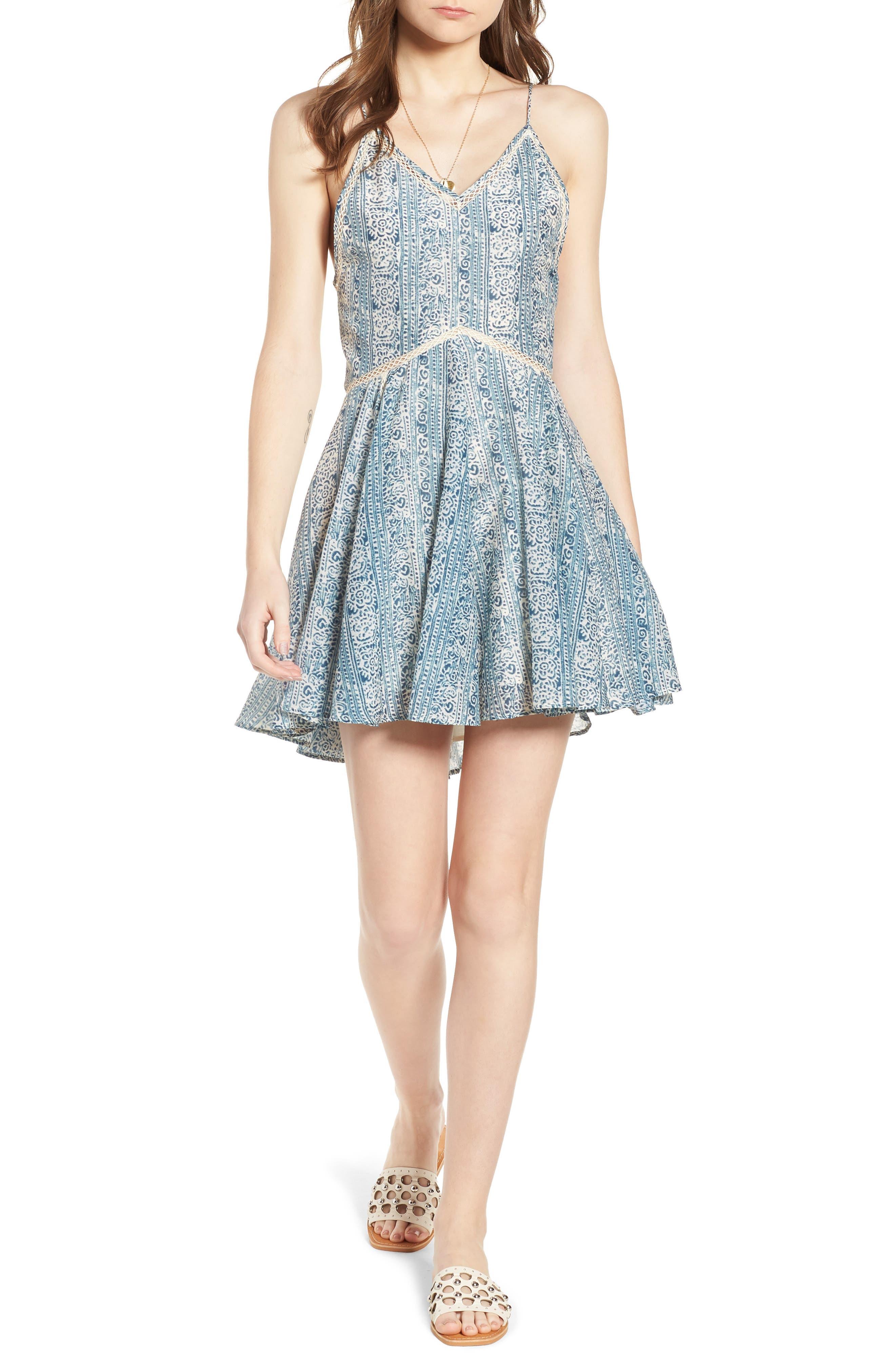 Beach Dress,                         Main,                         color, 401