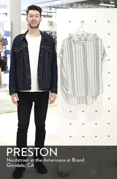Sheer Stripe Shirt, sales video thumbnail