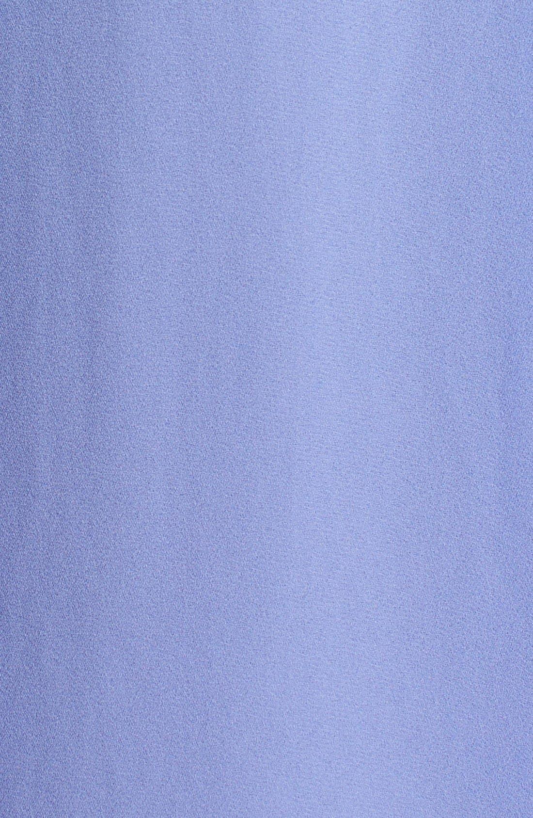 Cuff Sleeve Woven Tee,                             Alternate thumbnail 161, color,