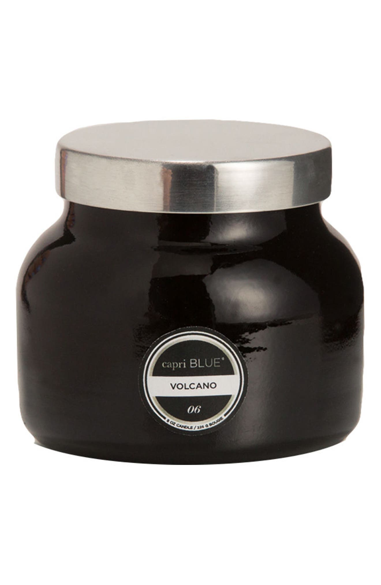 Petite Volcano Scented Jar Candle,                         Main,                         color, 001