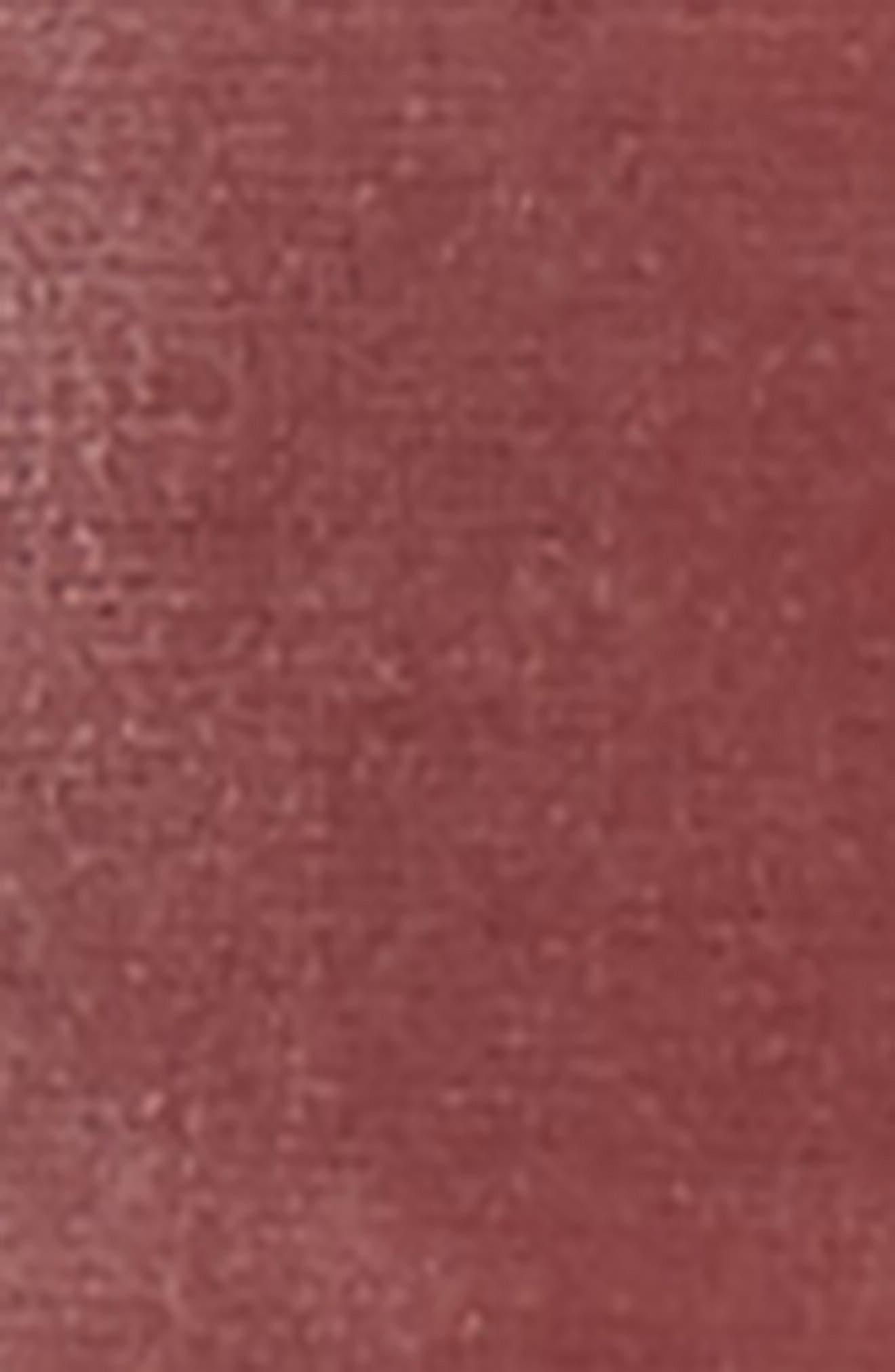 Logo Velvet Belt,                             Alternate thumbnail 3, color,                             ROSE PINK WITH GOLD