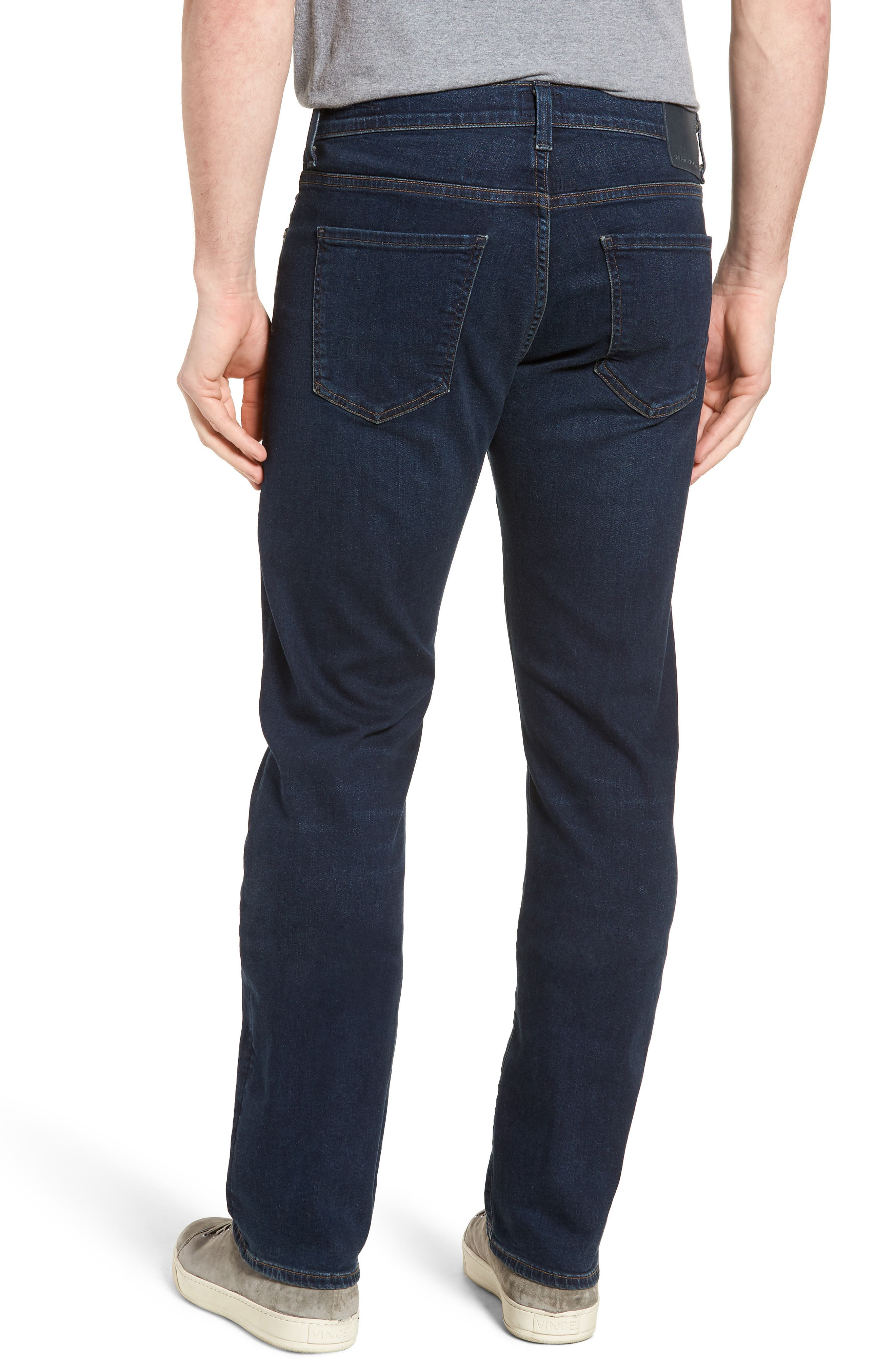 Perform - Sid Straight Leg Jeans,                             Alternate thumbnail 2, color,                             EVERSON
