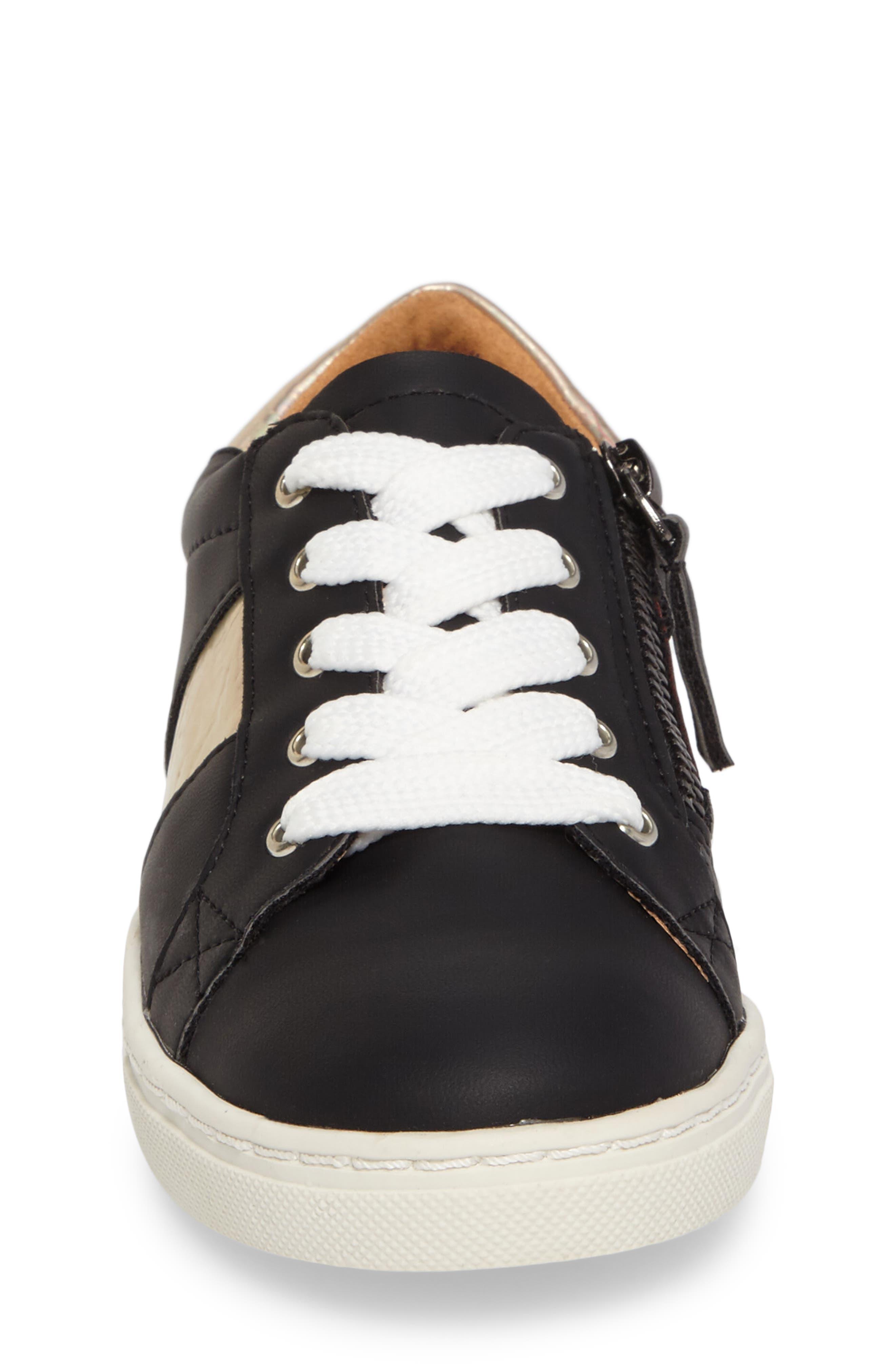Ziggy Sneaker,                             Alternate thumbnail 4, color,                             001
