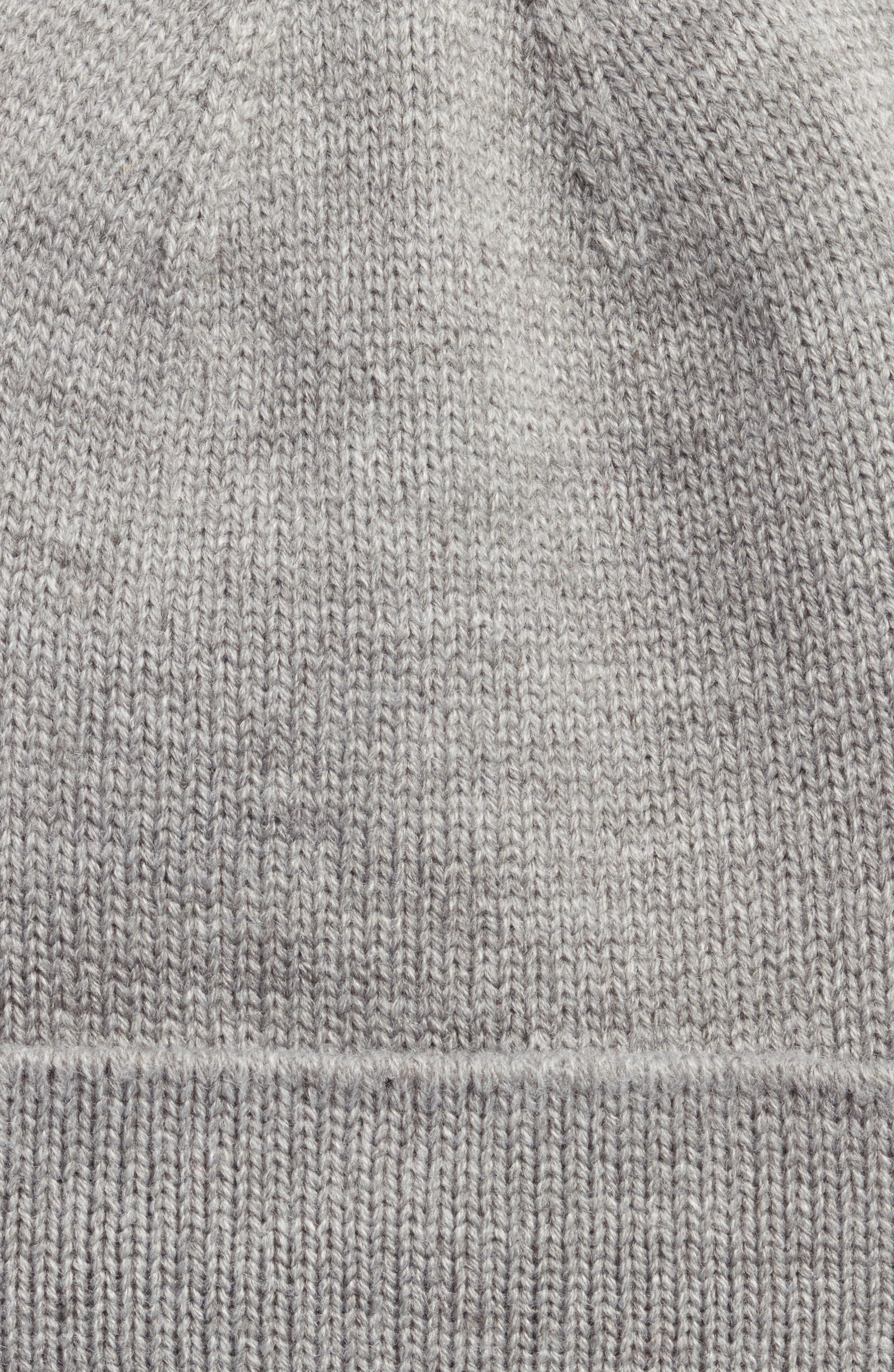 half bow beanie,                             Alternate thumbnail 8, color,