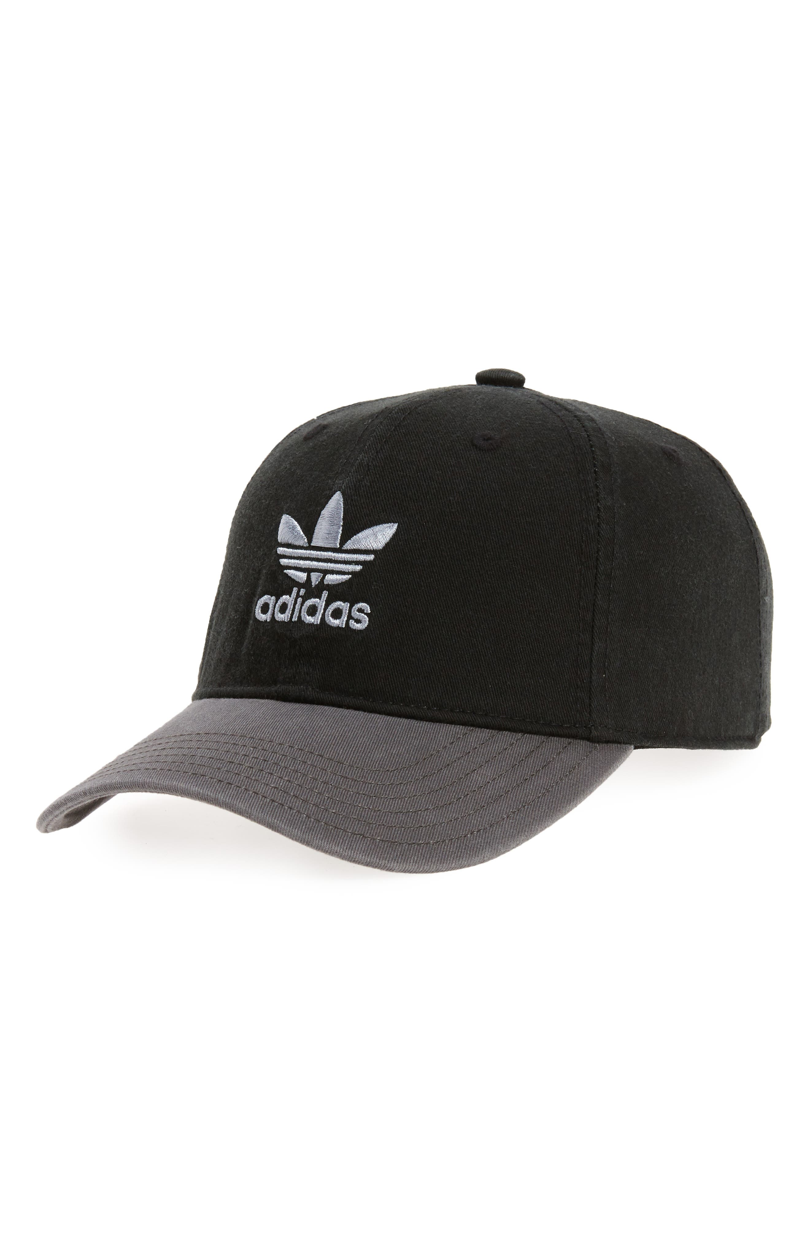 Relaxed Snapback Baseball Cap,                         Main,                         color, 001