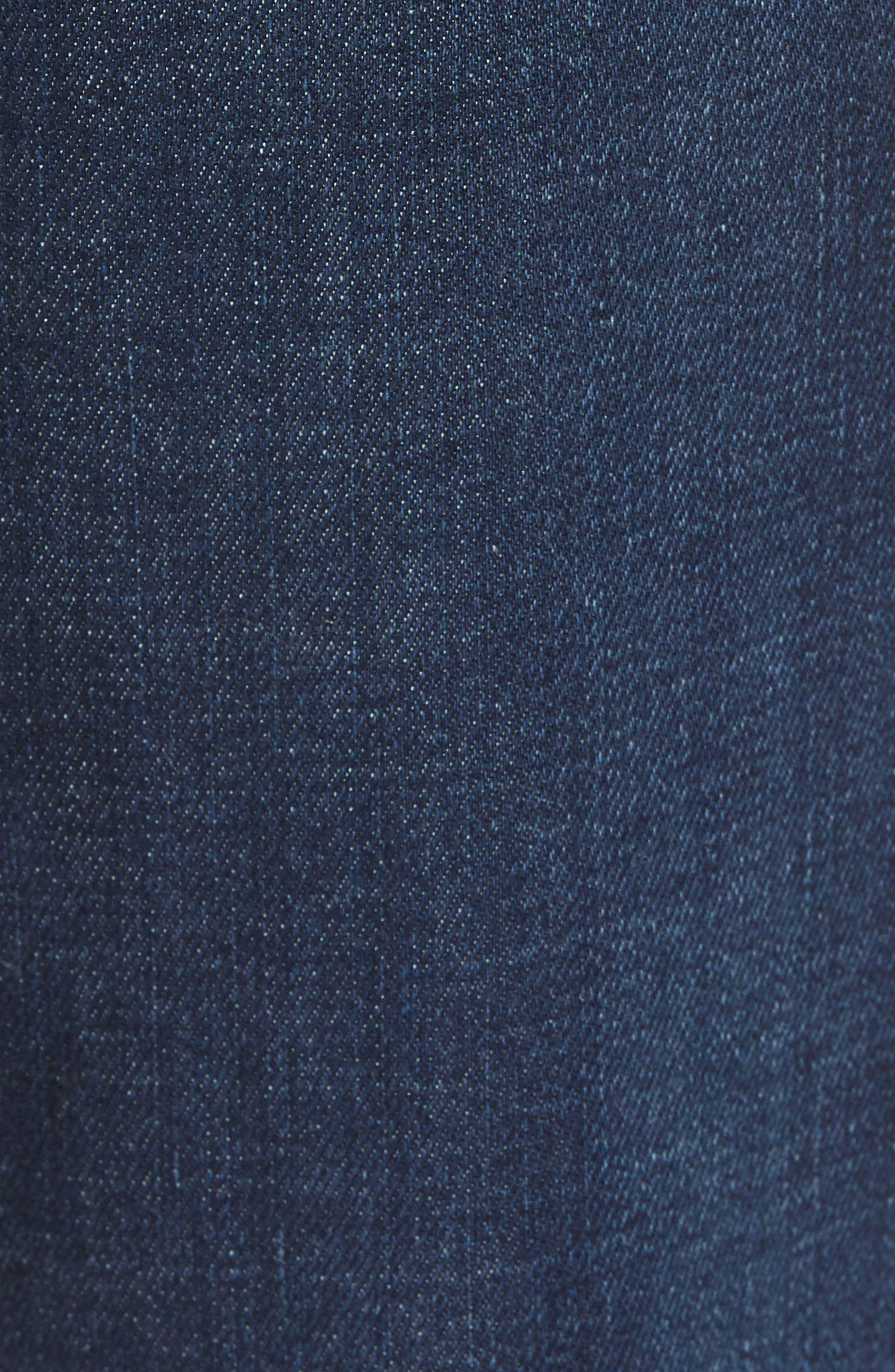 Blake Slim Fit Jeans,                             Alternate thumbnail 5, color,                             BARRY