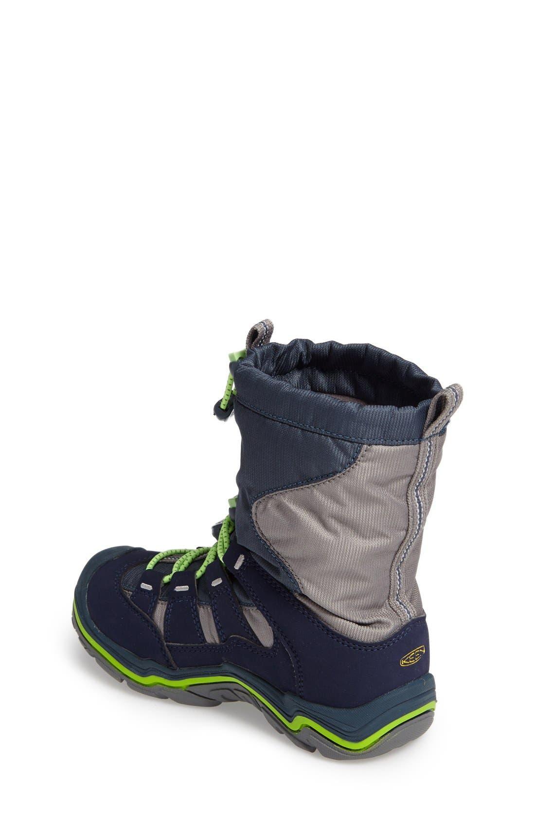 Winterport II Waterproof Boot,                             Alternate thumbnail 19, color,