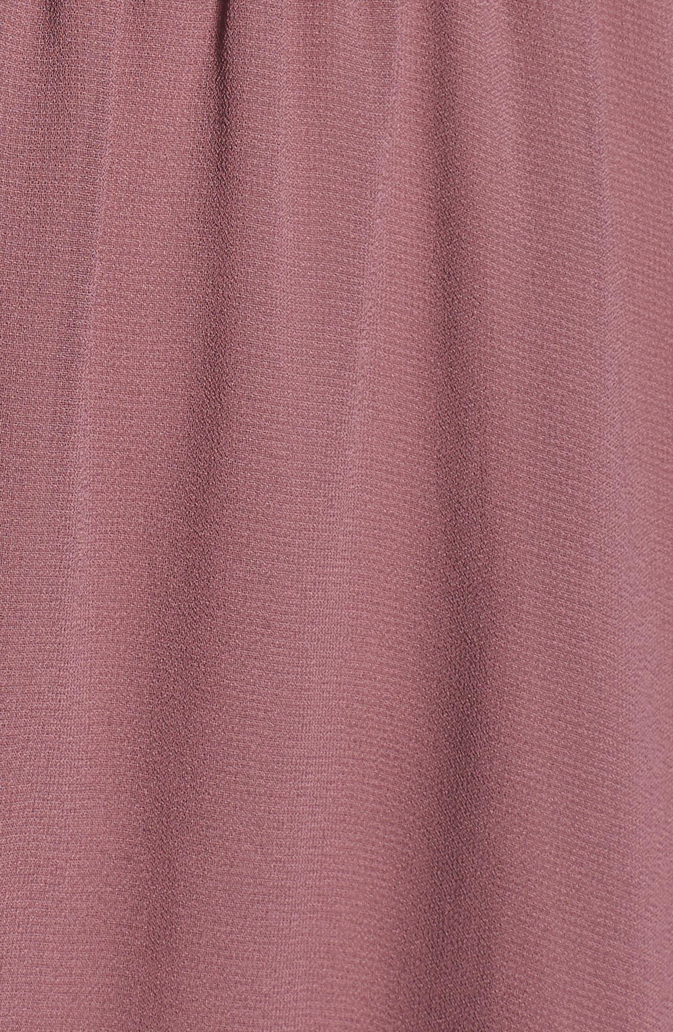 Blouson Chiffon Skater Dress,                             Alternate thumbnail 238, color,