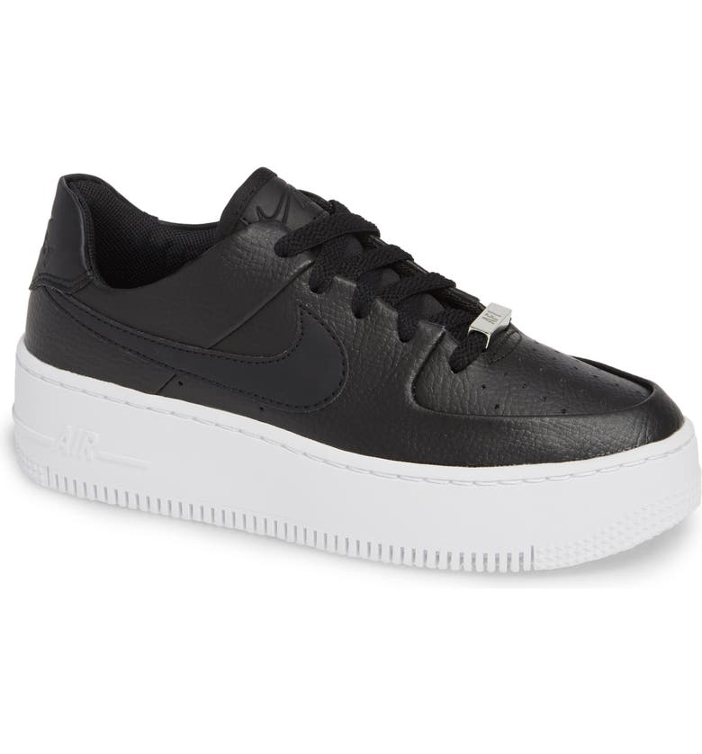 Nike Air Force 1 Sage Low Platform Sneaker (Women)  1f90ebbd5