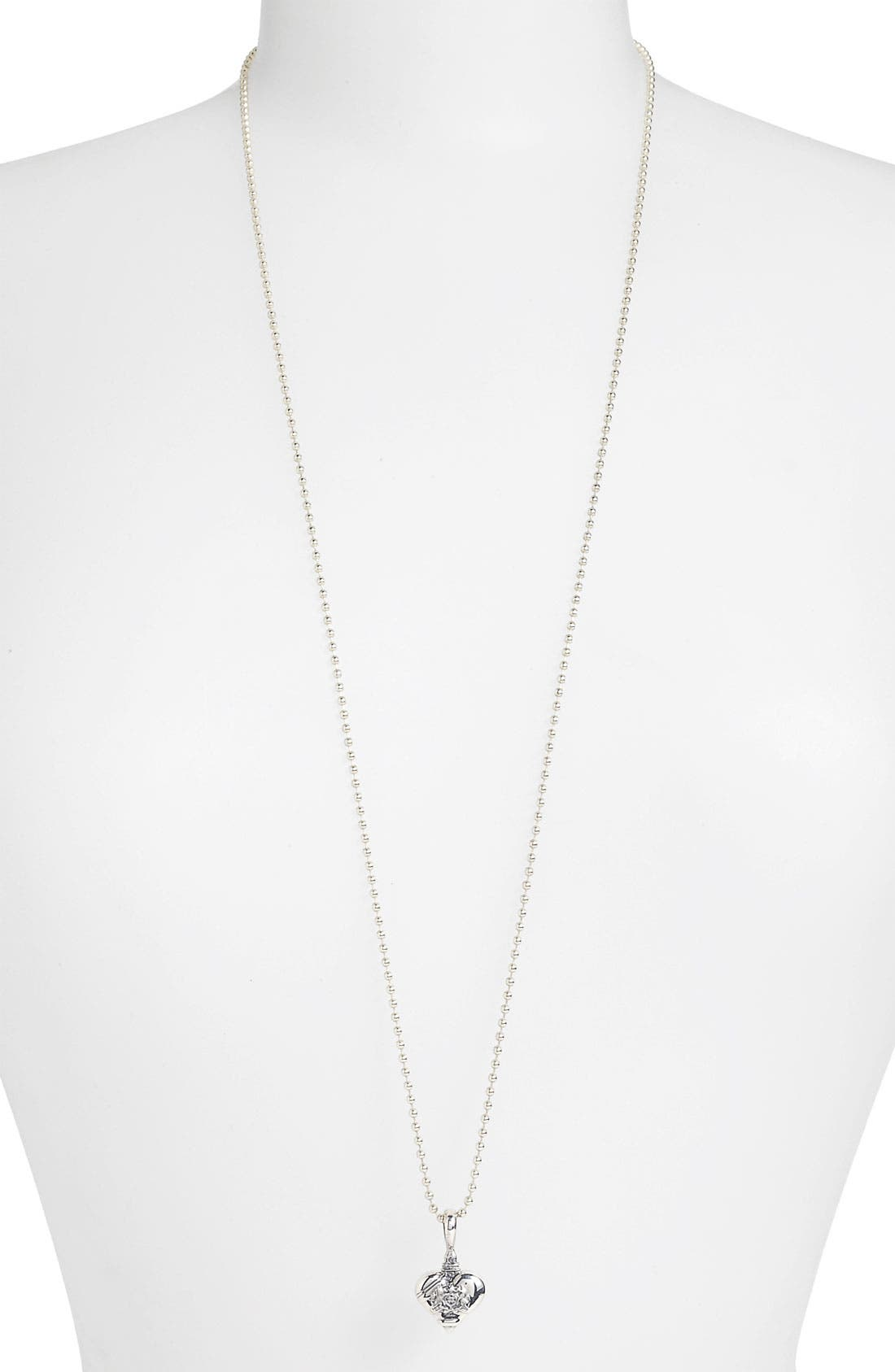 'Hearts of Lagos - Seattle' Reversible Pendant Necklace,                             Alternate thumbnail 16, color,