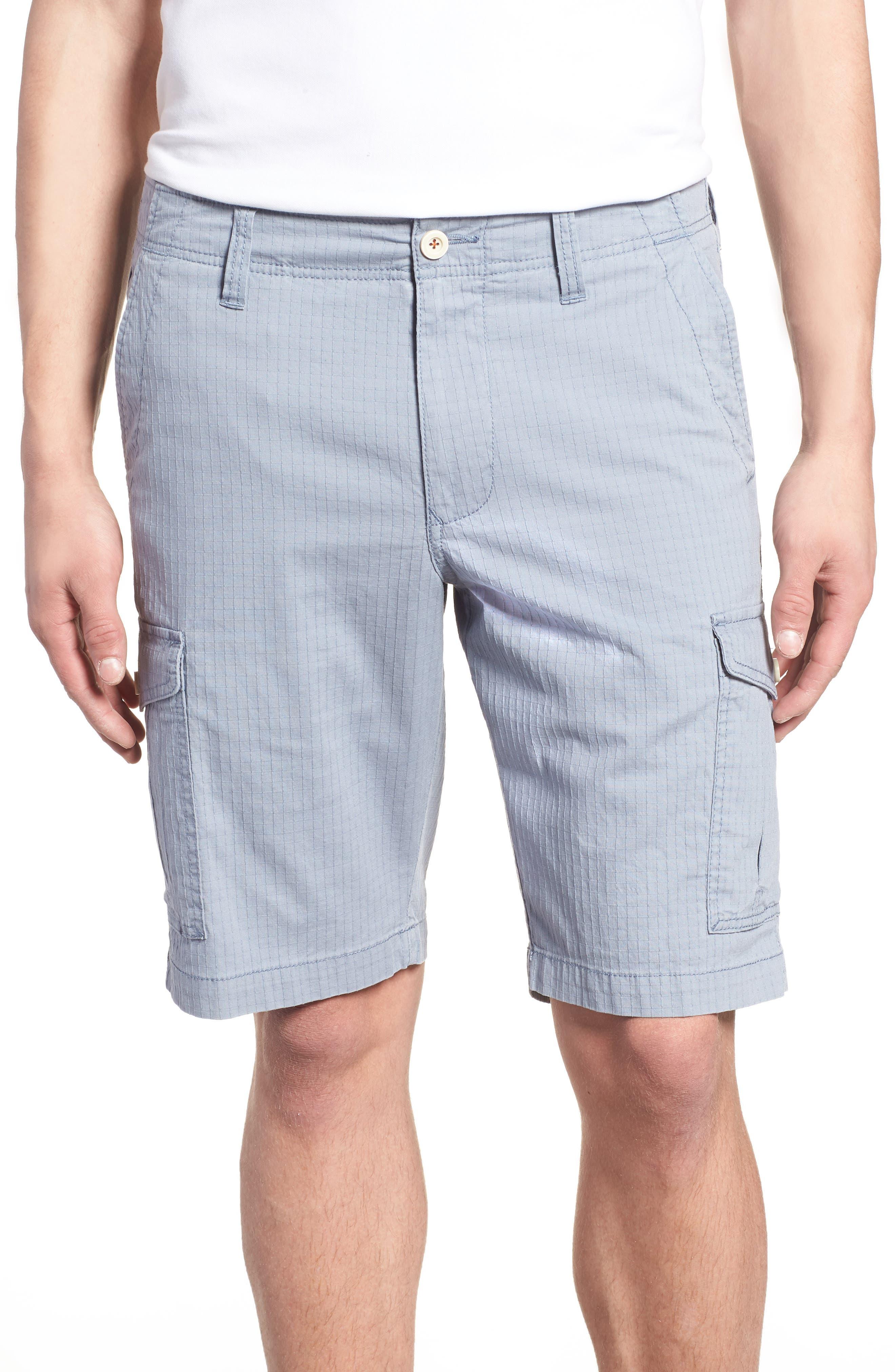 Sandbar Ripstop Cargo Shorts,                         Main,                         color, 401