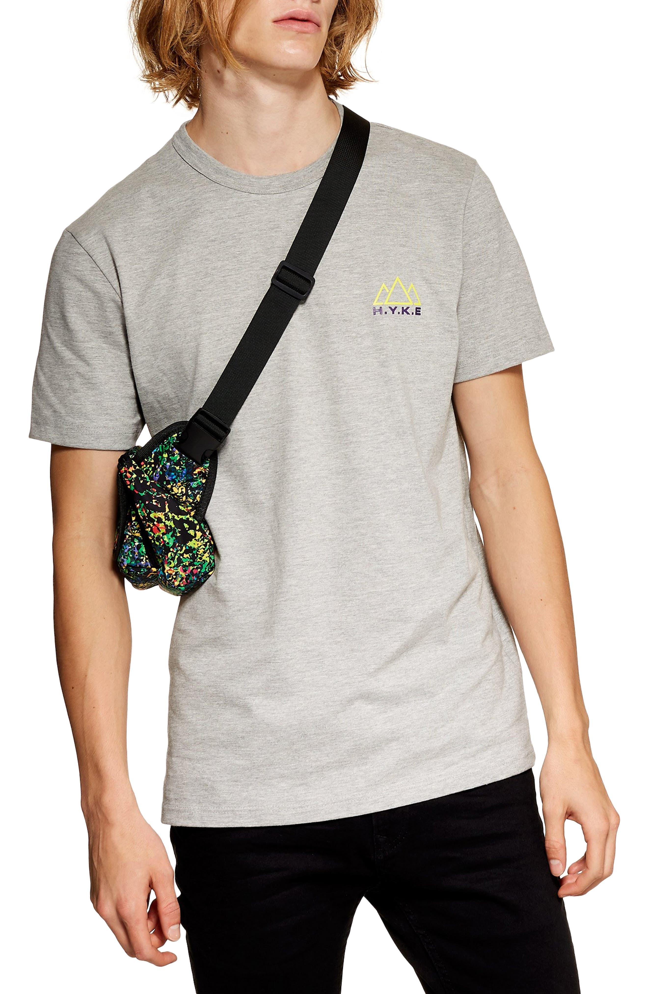 H.Y.K.E. Graphic T-Shirt,                         Main,                         color, GREY