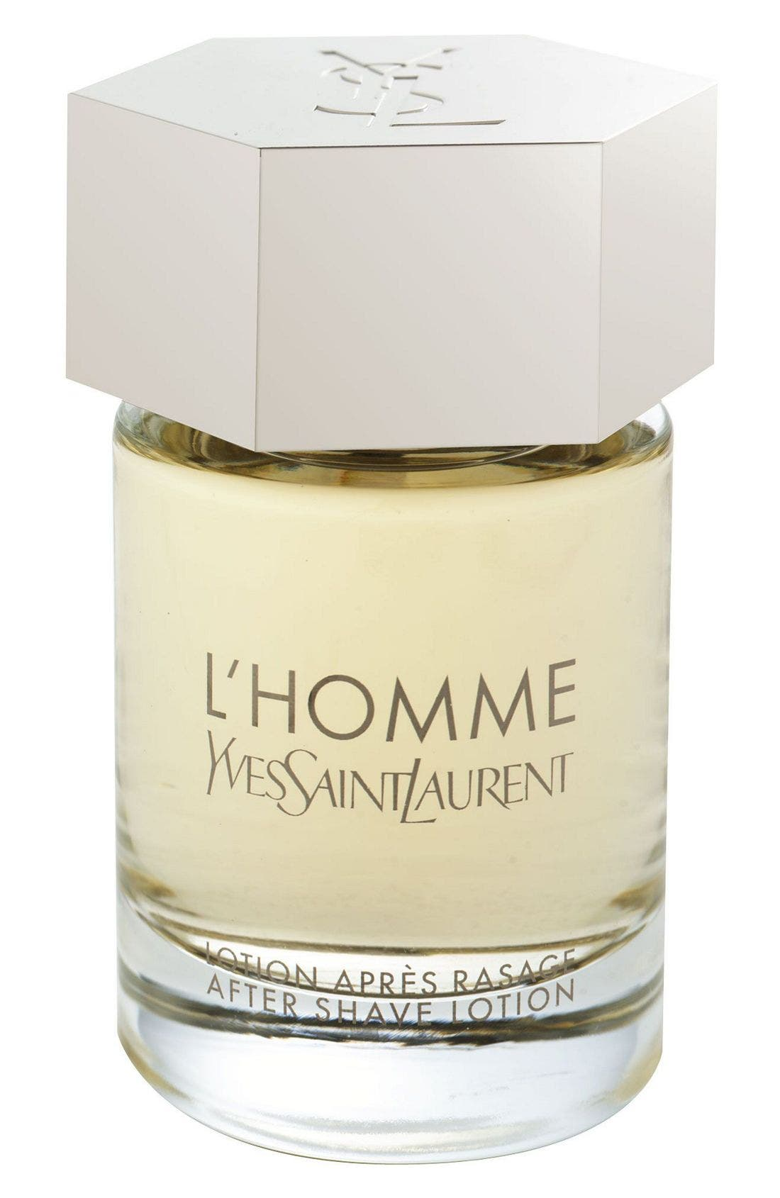 'L'Homme' After Shave Lotion,                             Main thumbnail 1, color,                             NO COLOR