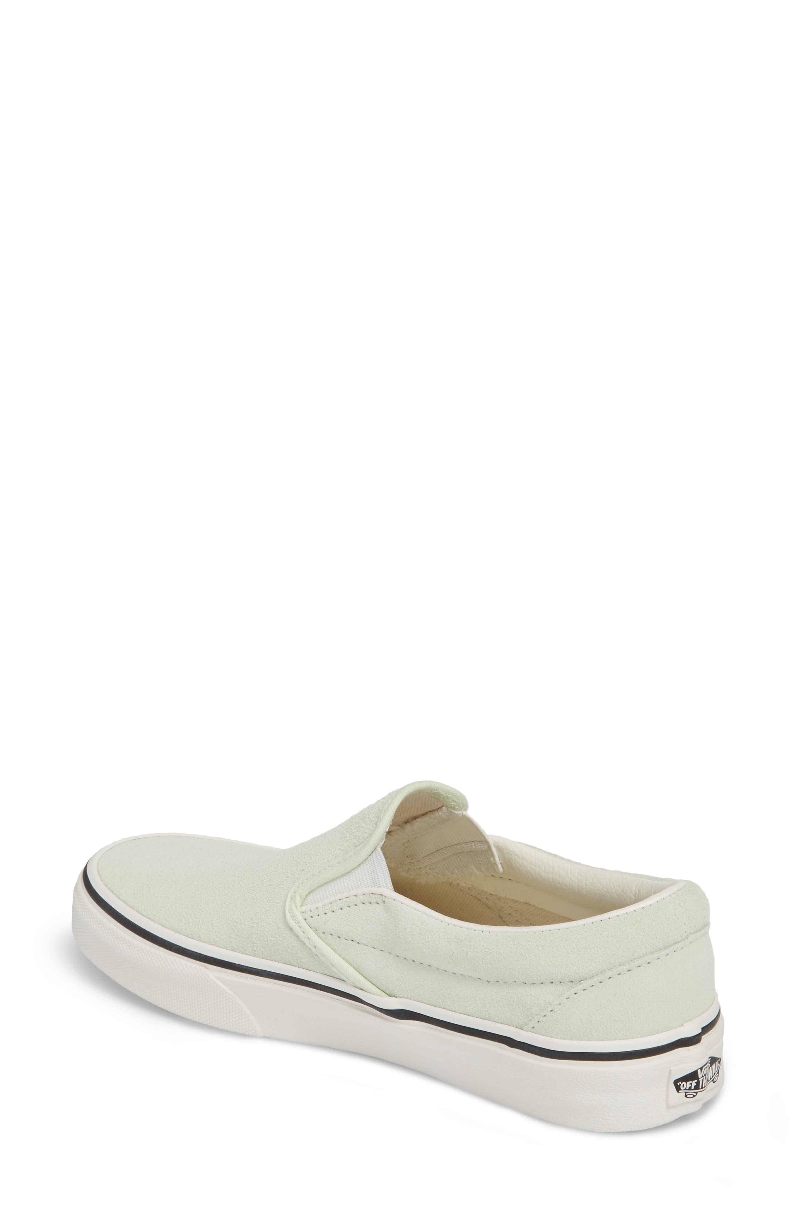 Classic Slip-On Sneaker,                             Alternate thumbnail 111, color,