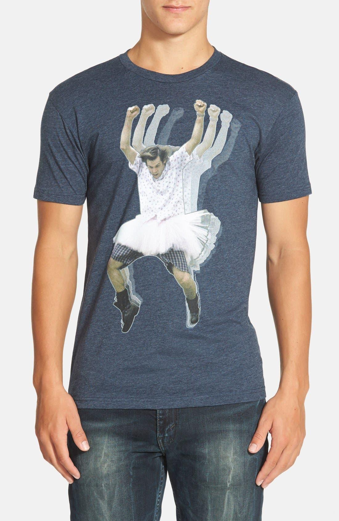 'Ace Ventura Tutu' Graphic T-Shirt,                             Main thumbnail 1, color,                             410
