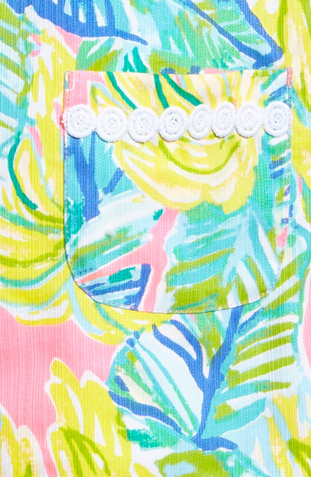 Little Lilly Shift Dress,                             Alternate thumbnail 3, color,                             697