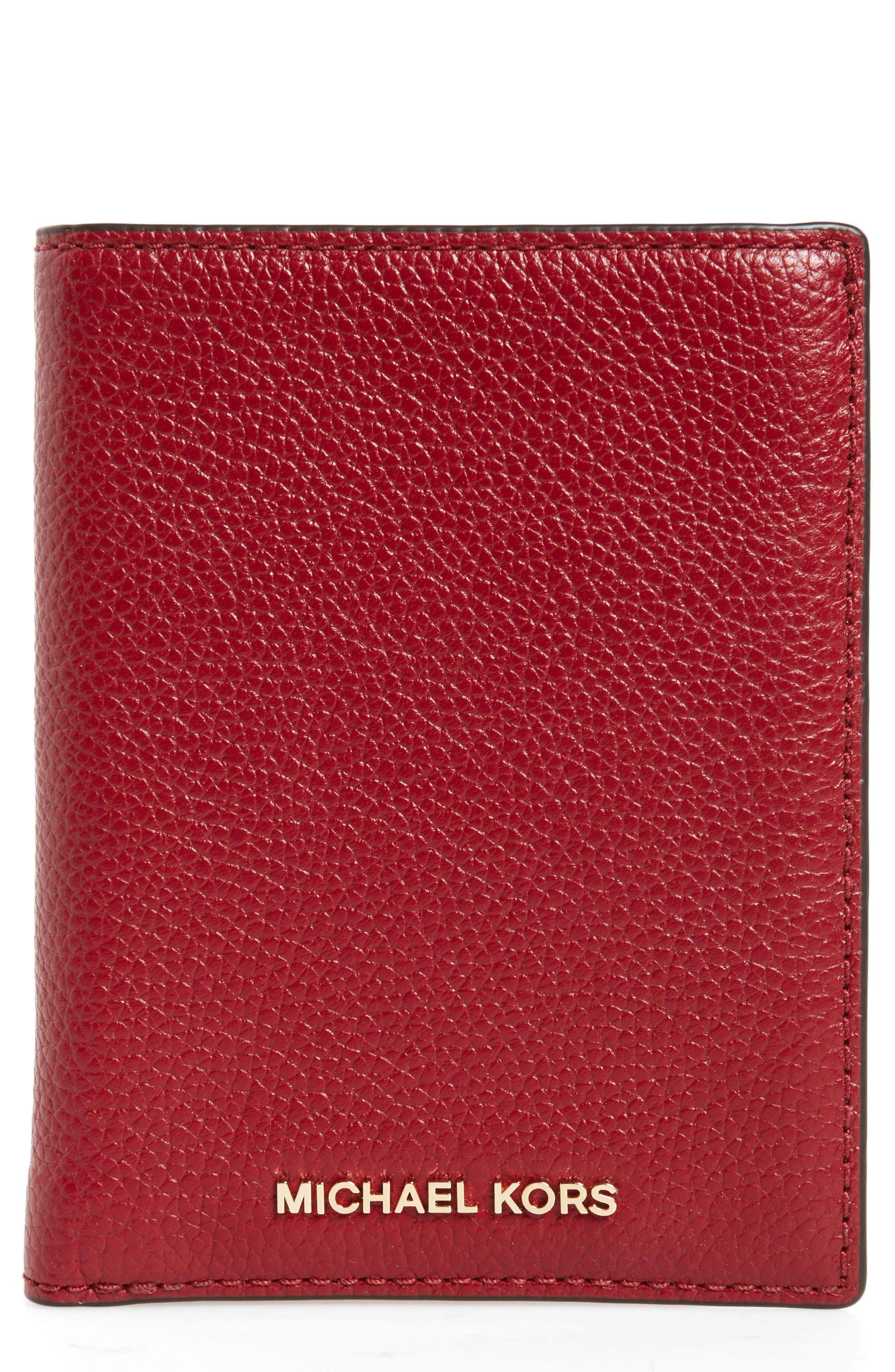 Mercer Passport Wallet,                             Main thumbnail 2, color,