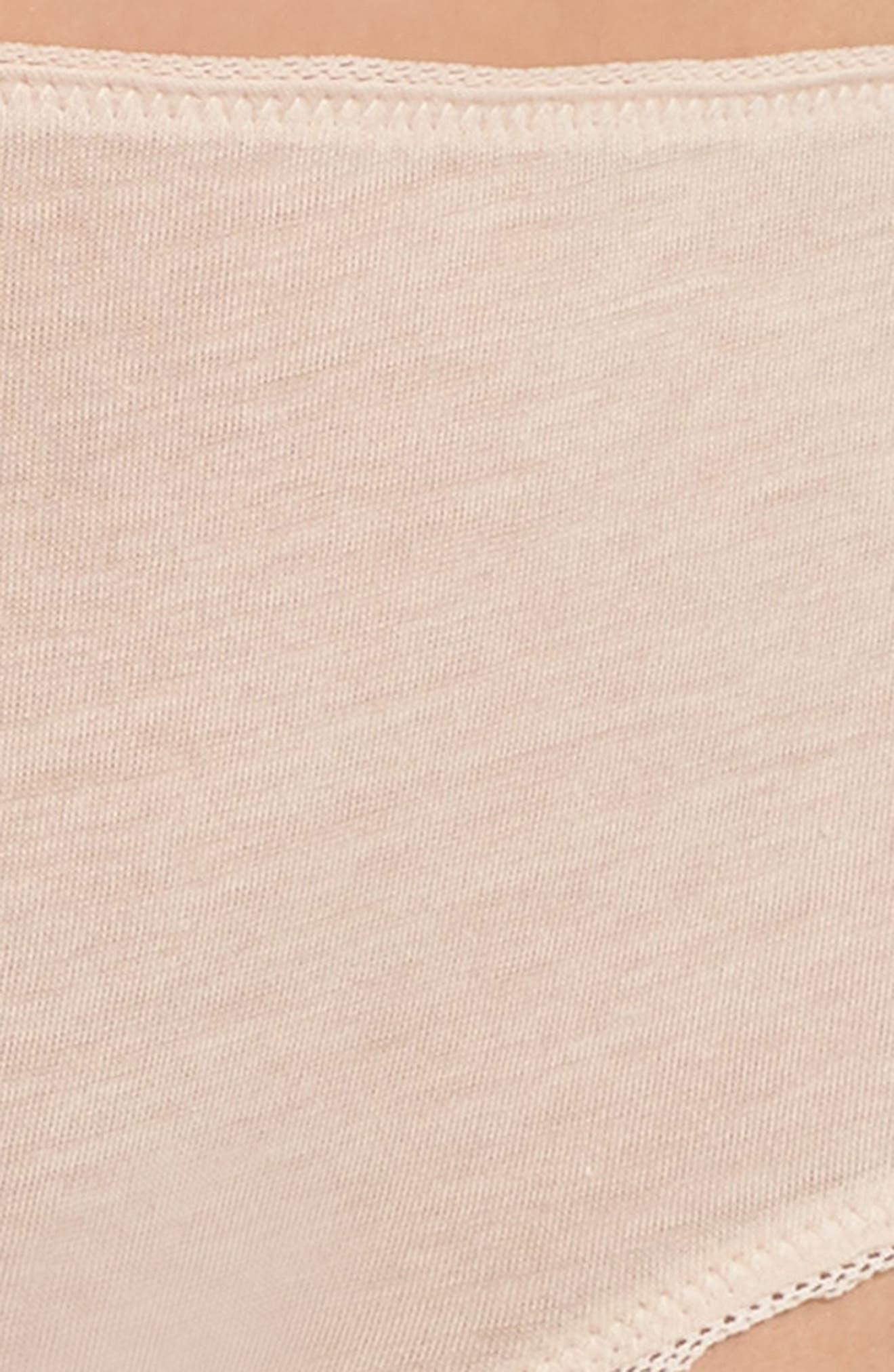 Organic Pima Cotton Hipster Briefs,                             Alternate thumbnail 8, color,