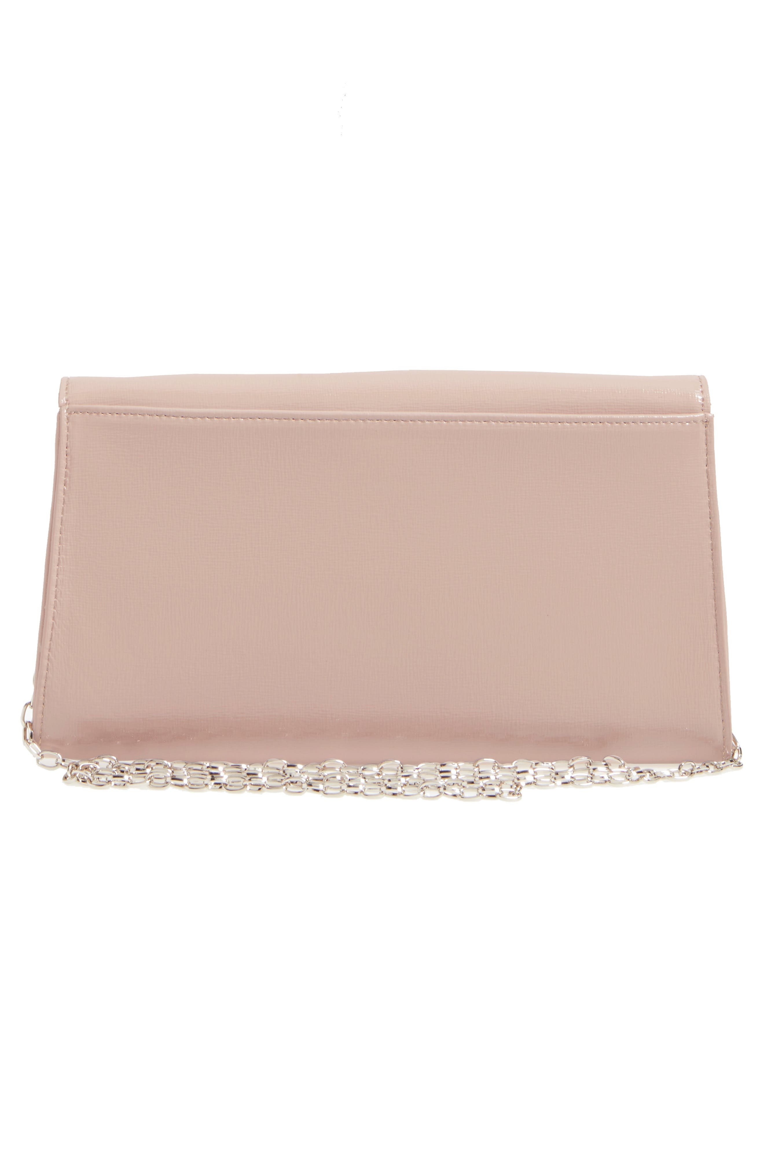 Leather Clutch,                             Alternate thumbnail 19, color,