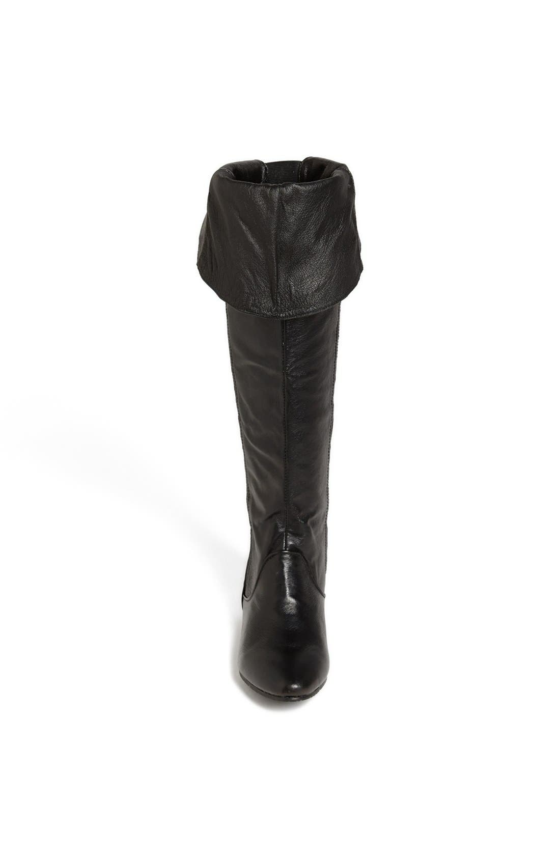 'South Bay' Over the Knee Boot,                             Alternate thumbnail 6, color,                             001