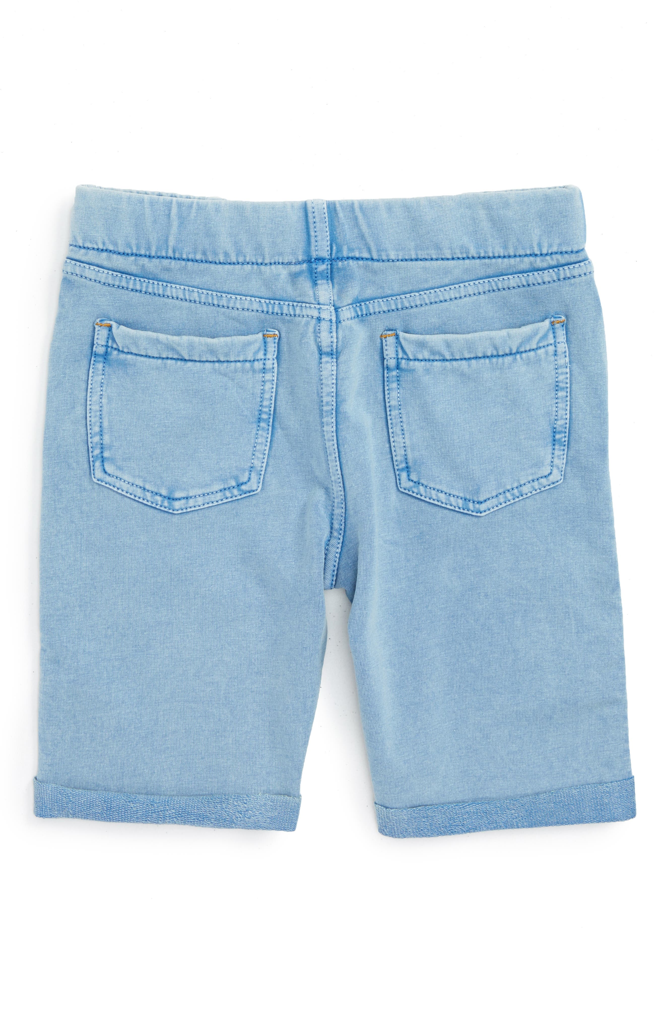 'Jenna' Jegging Shorts,                             Main thumbnail 4, color,