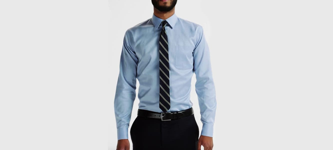 Men\'s Dress Shirt Fit Guide & Size Chart | Nordstrom