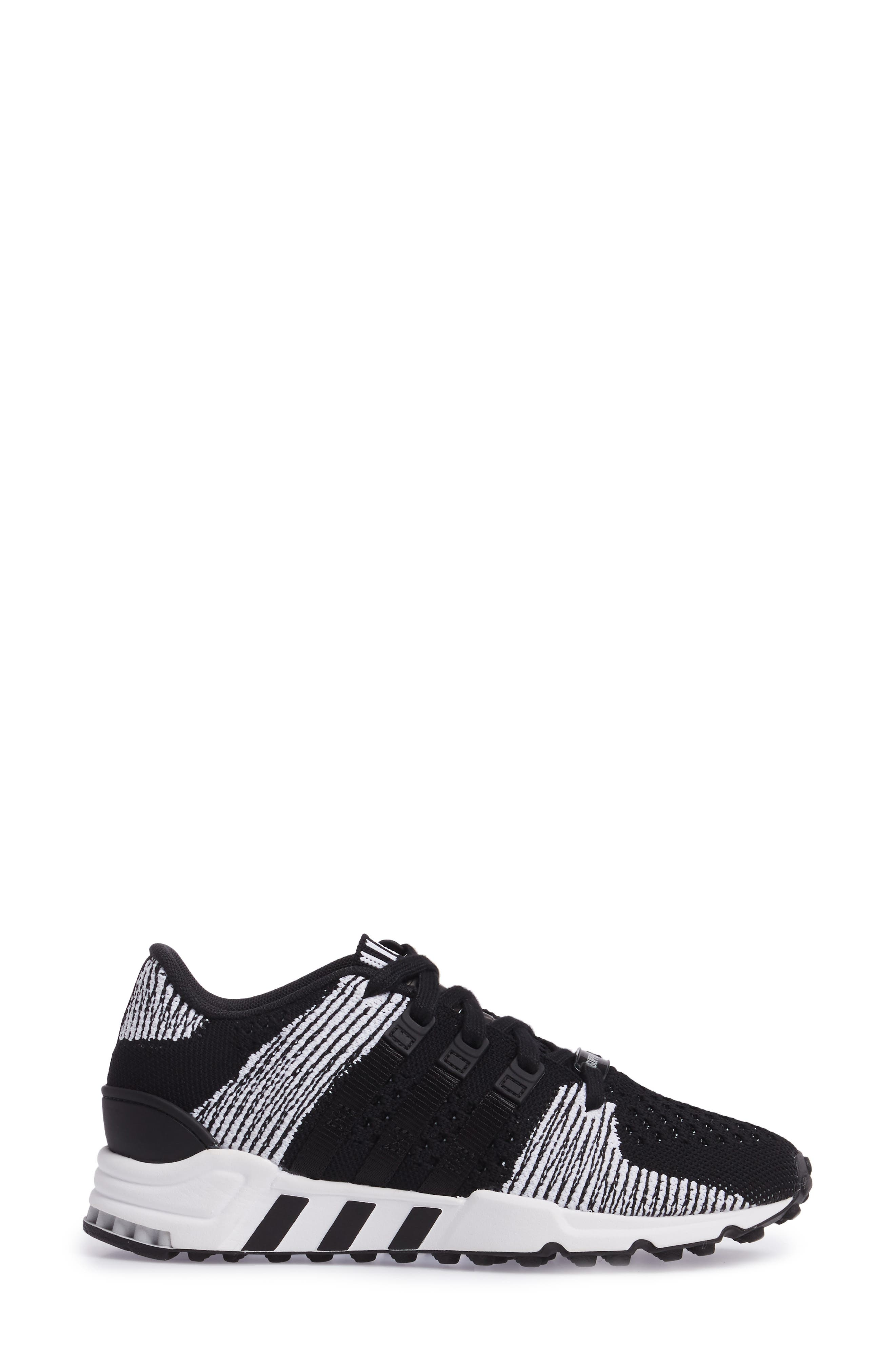EQT Support RF PK Sneaker,                             Alternate thumbnail 3, color,                             001