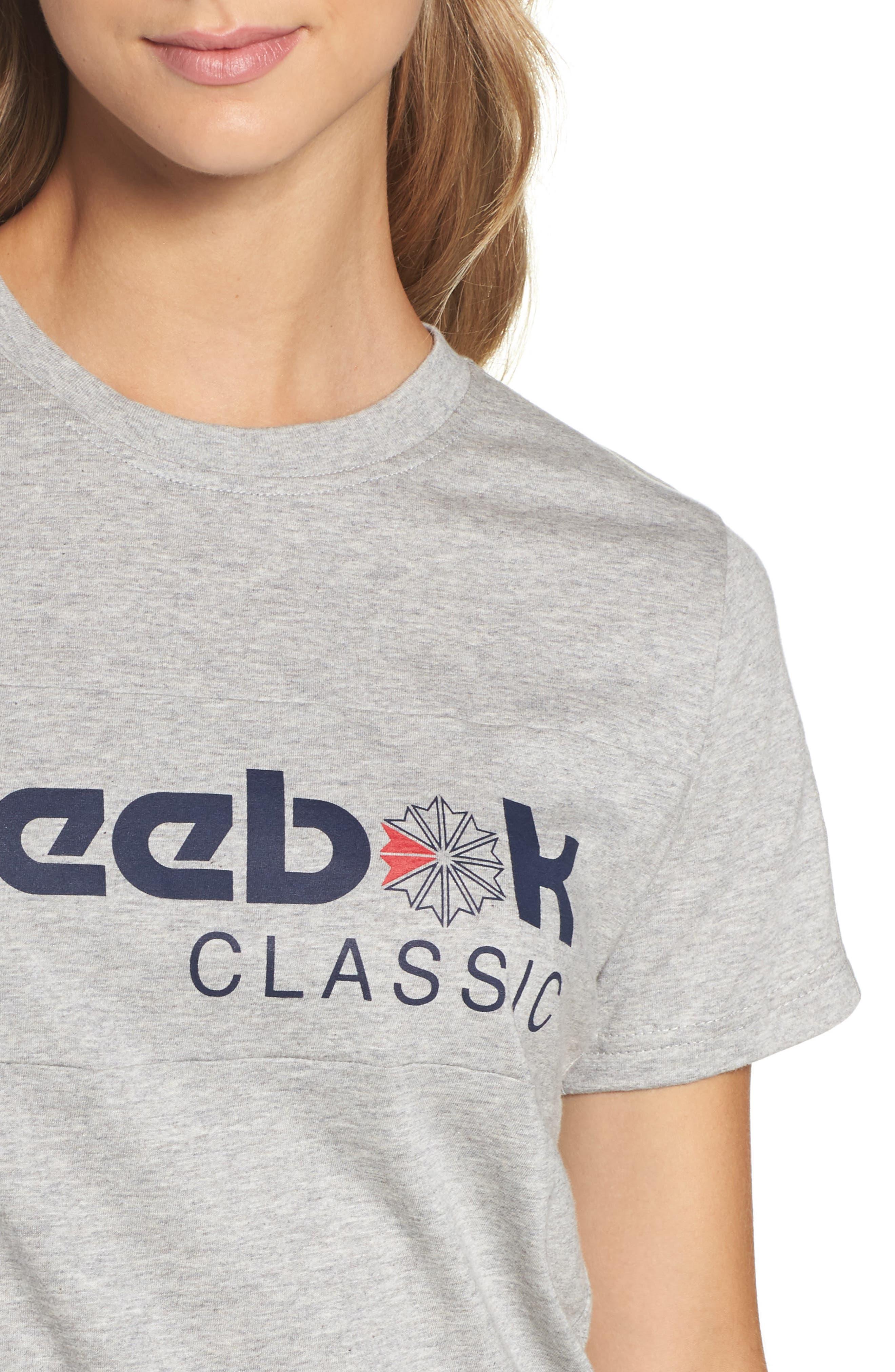 Classic Logo Tee,                             Alternate thumbnail 4, color,
