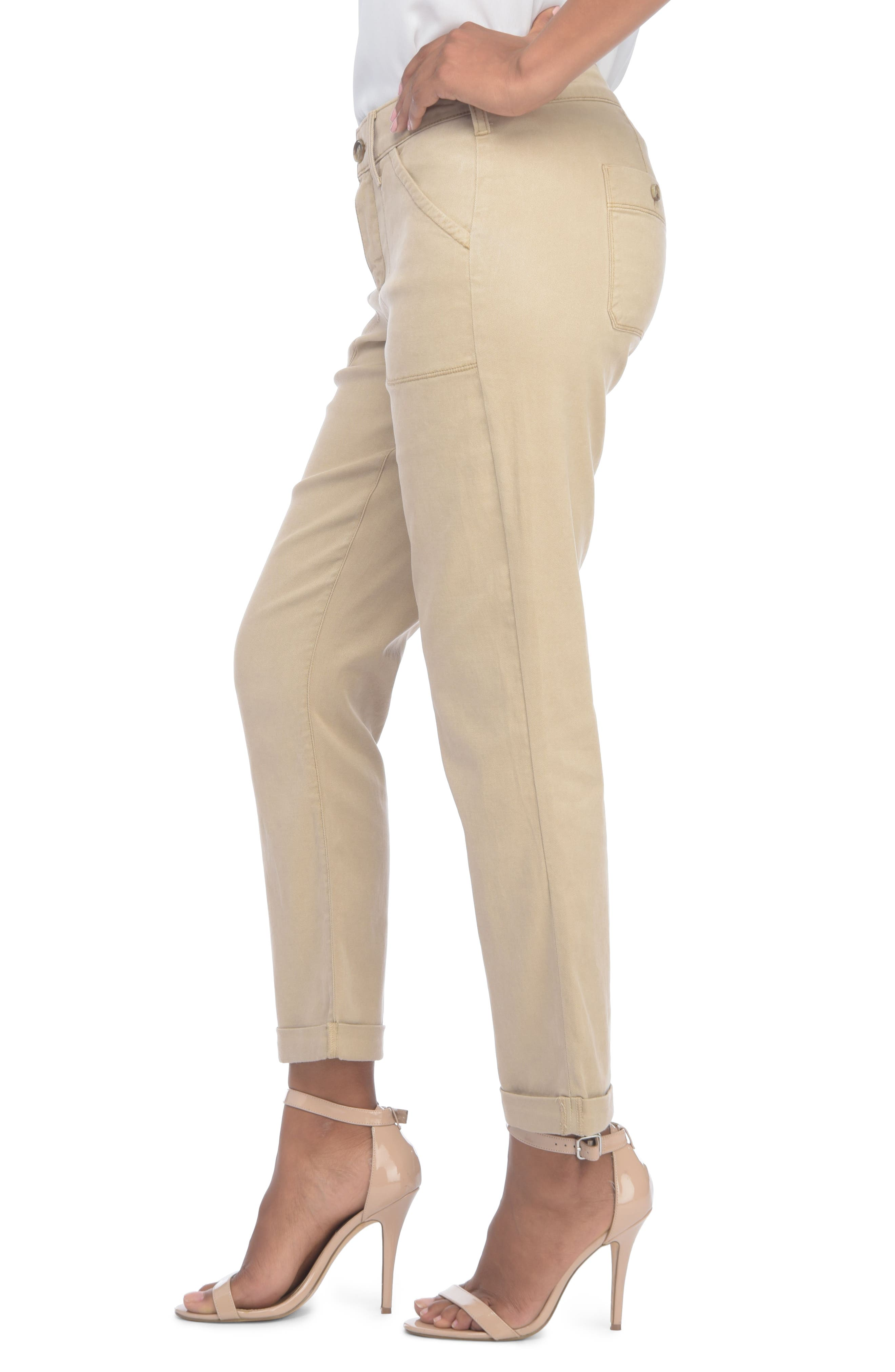 Reese Relaxed Chino Pants,                             Alternate thumbnail 3, color,                             250