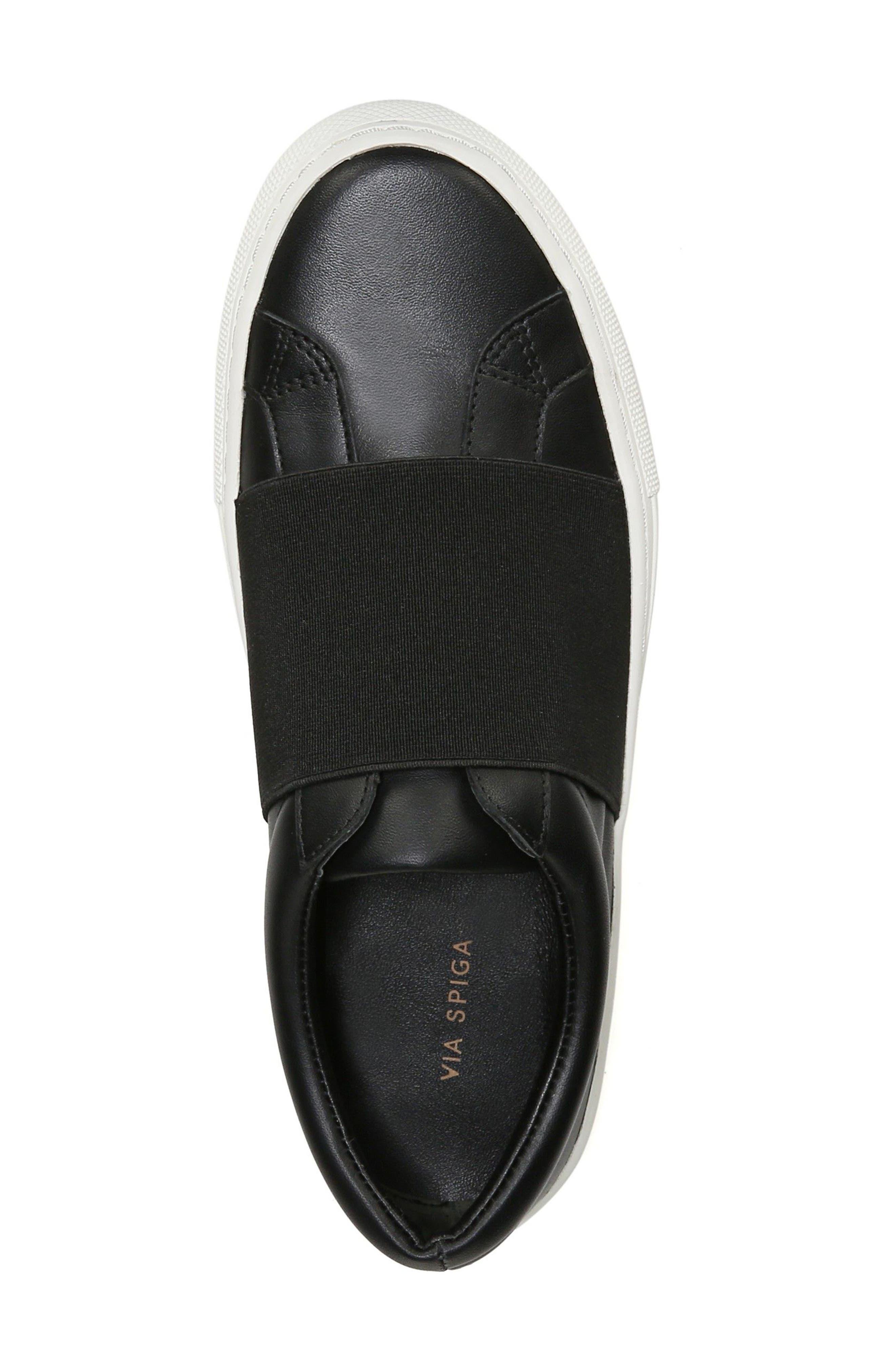 Saran Slip-On Sneaker,                             Alternate thumbnail 5, color,                             003