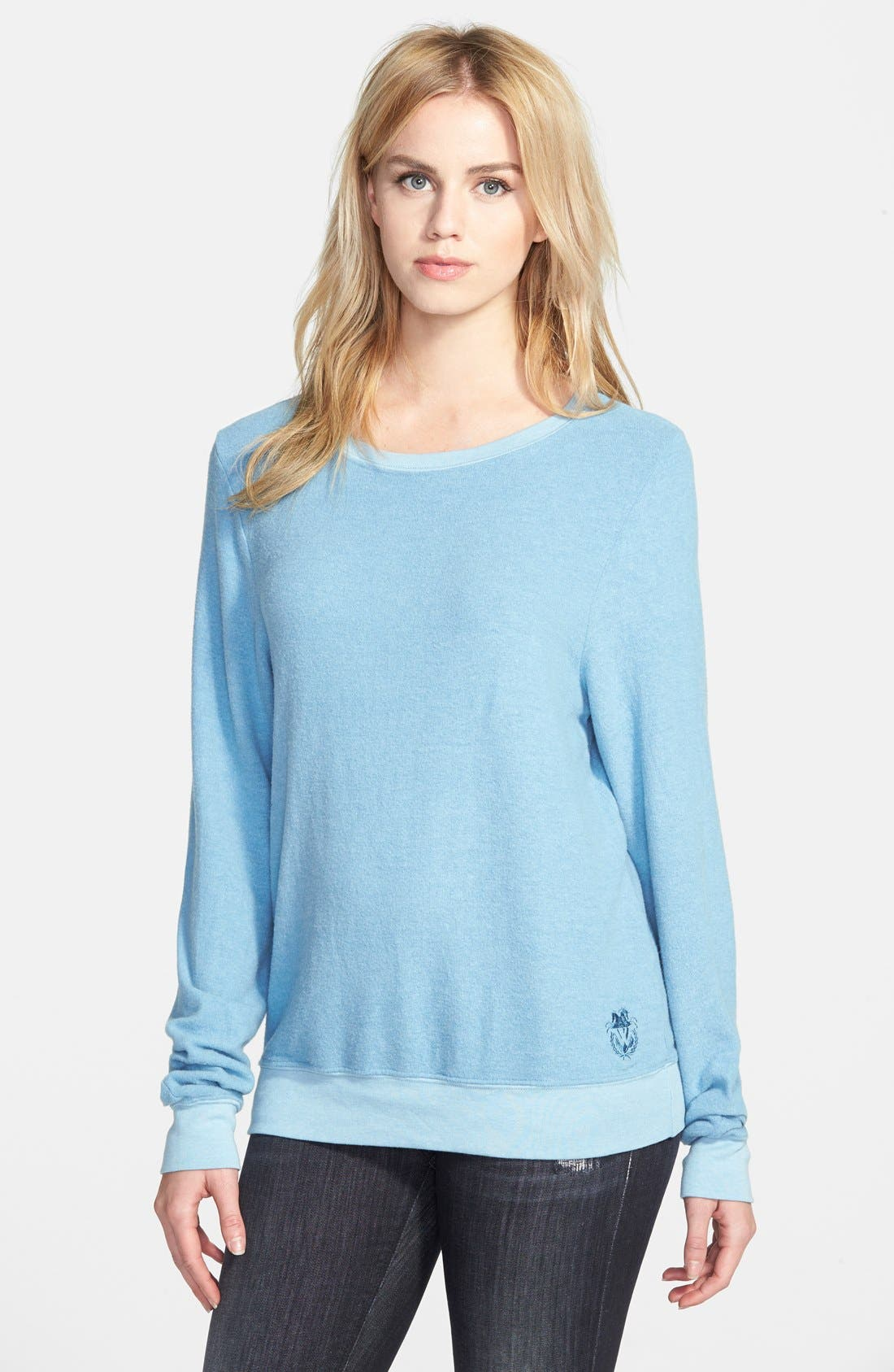 'Baggy Beach Jumper' Pullover,                             Main thumbnail 30, color,