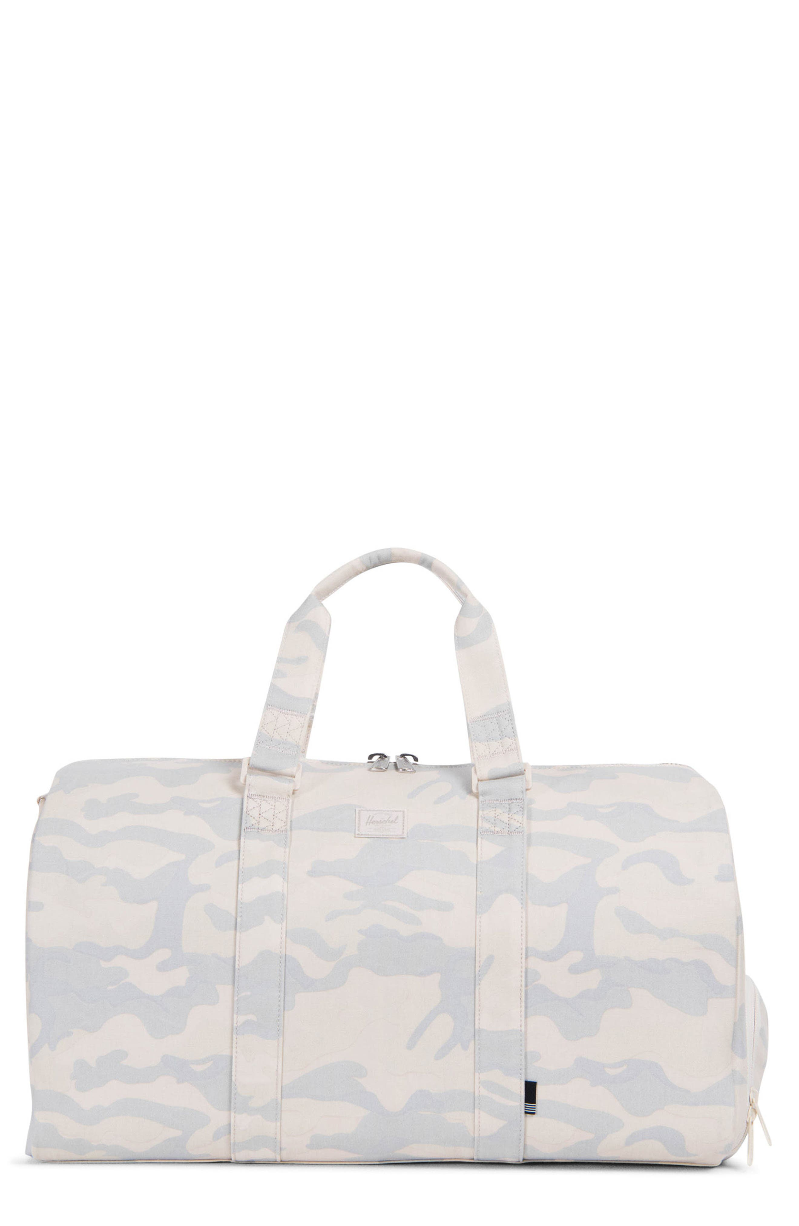 Novel Cotton Canvas Duffel Bag,                         Main,                         color, 250
