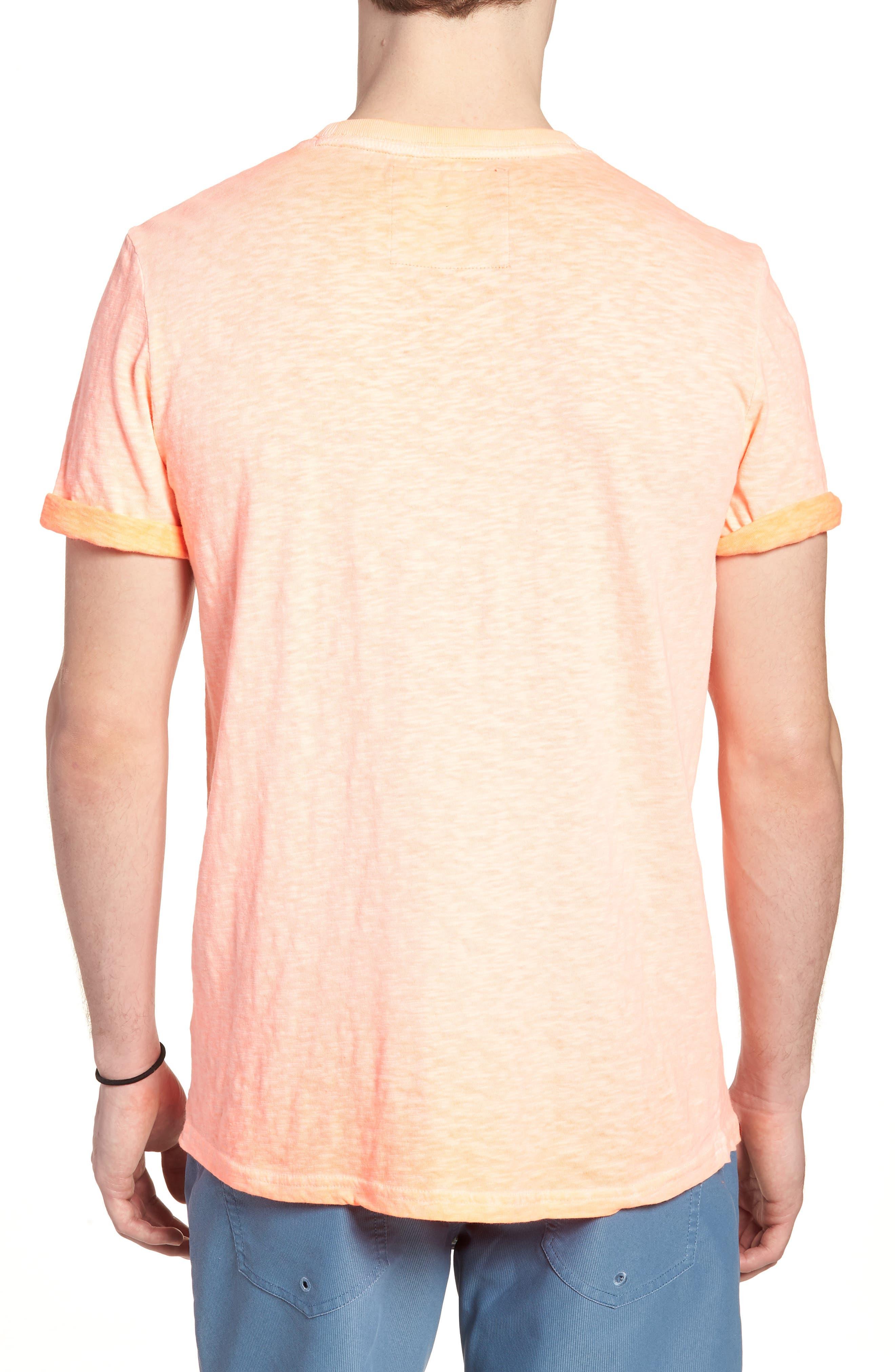 Orange Label Low Roller T-Shirt,                             Alternate thumbnail 10, color,