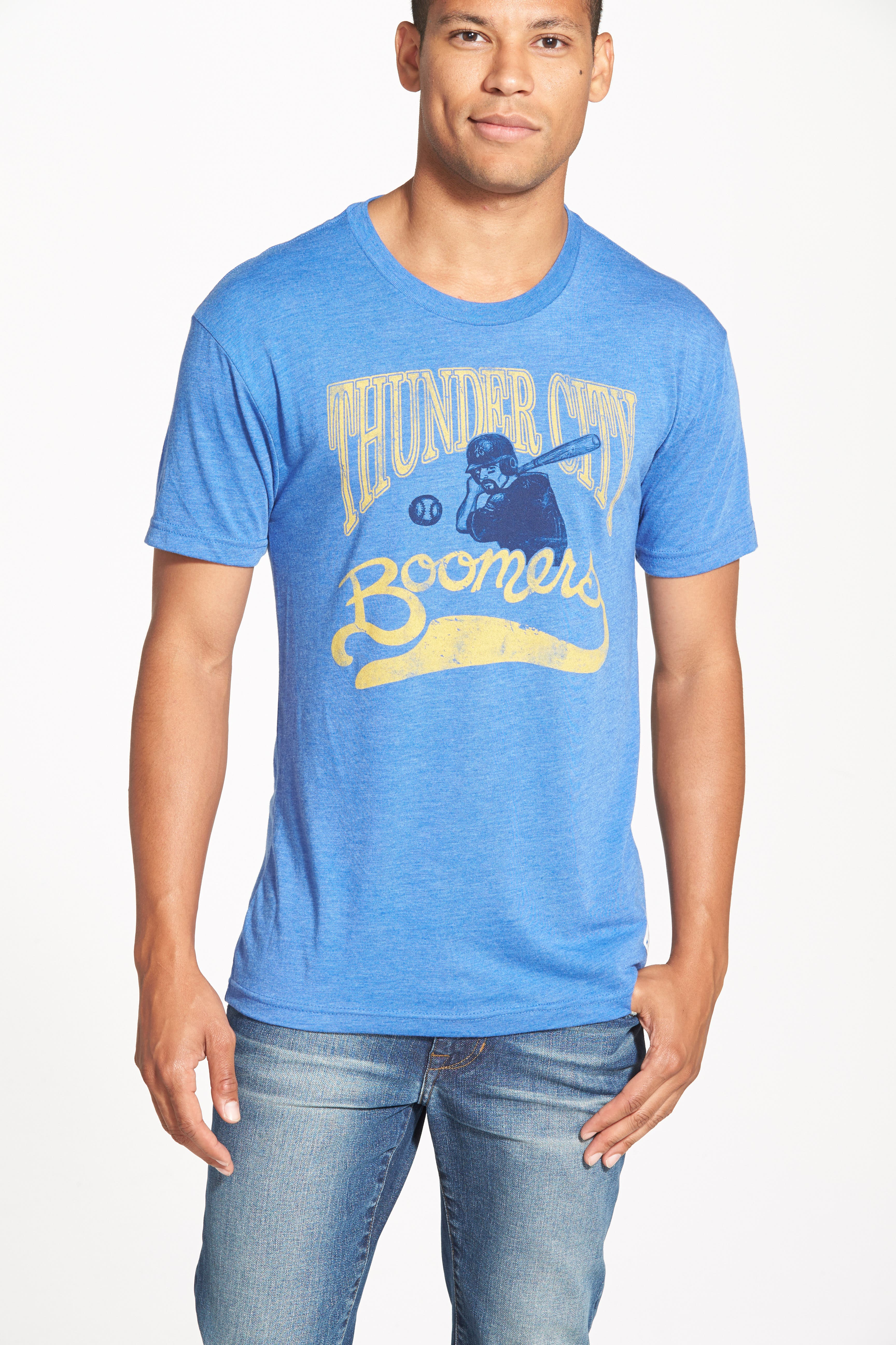 'Boomtown' Graphic T-Shirt,                             Alternate thumbnail 2, color,                             430