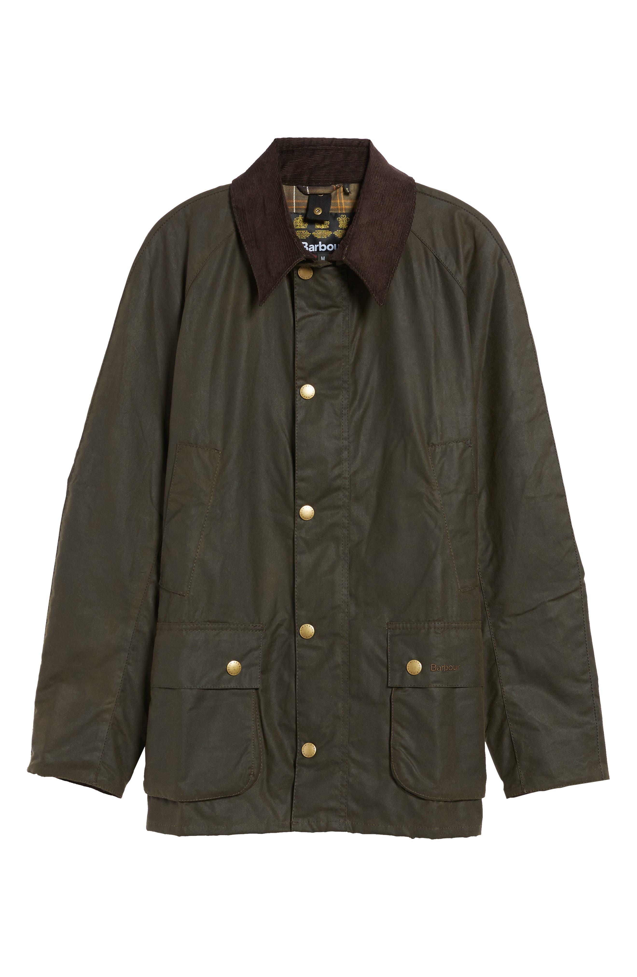 'Ashby' Regular Fit Waterproof Jacket,                             Alternate thumbnail 5, color,                             340