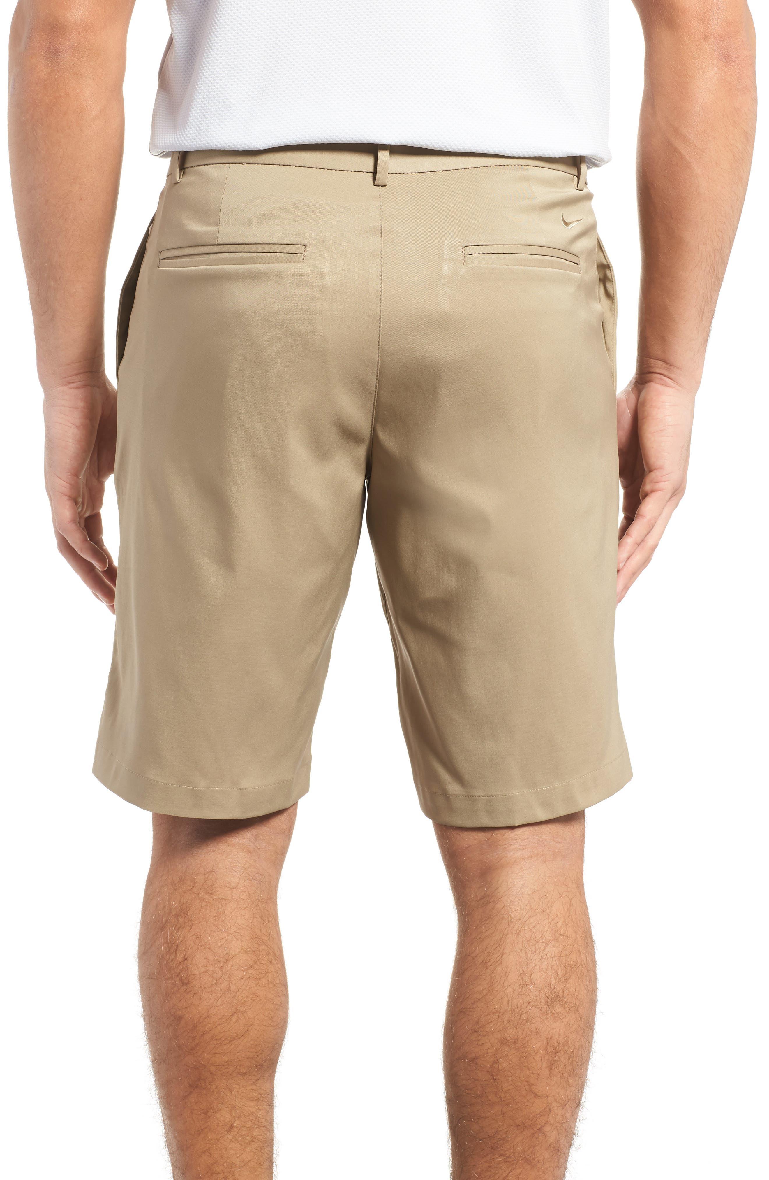 Flat Front Golf Shorts,                             Alternate thumbnail 17, color,