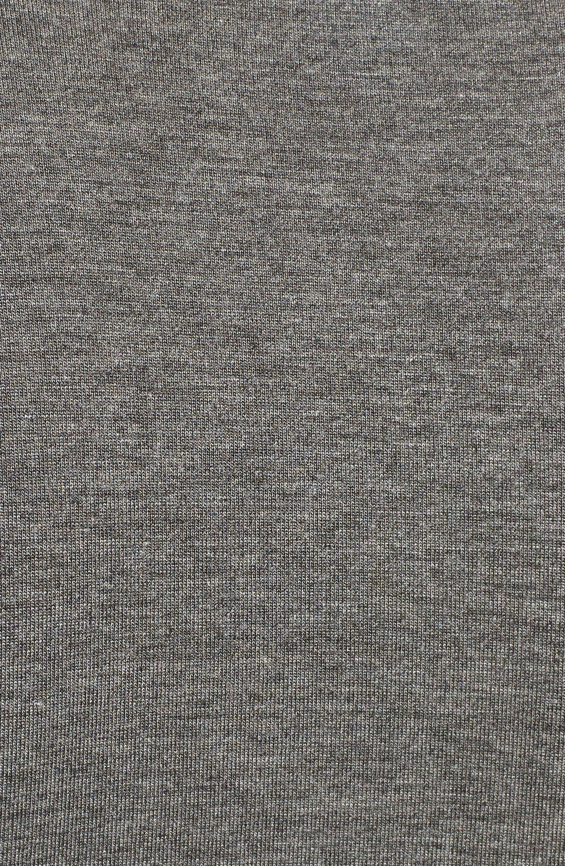 MADISON & BERKELEY,                             Long Sleeve Mock Neck Bodysuit,                             Alternate thumbnail 2, color,                             020