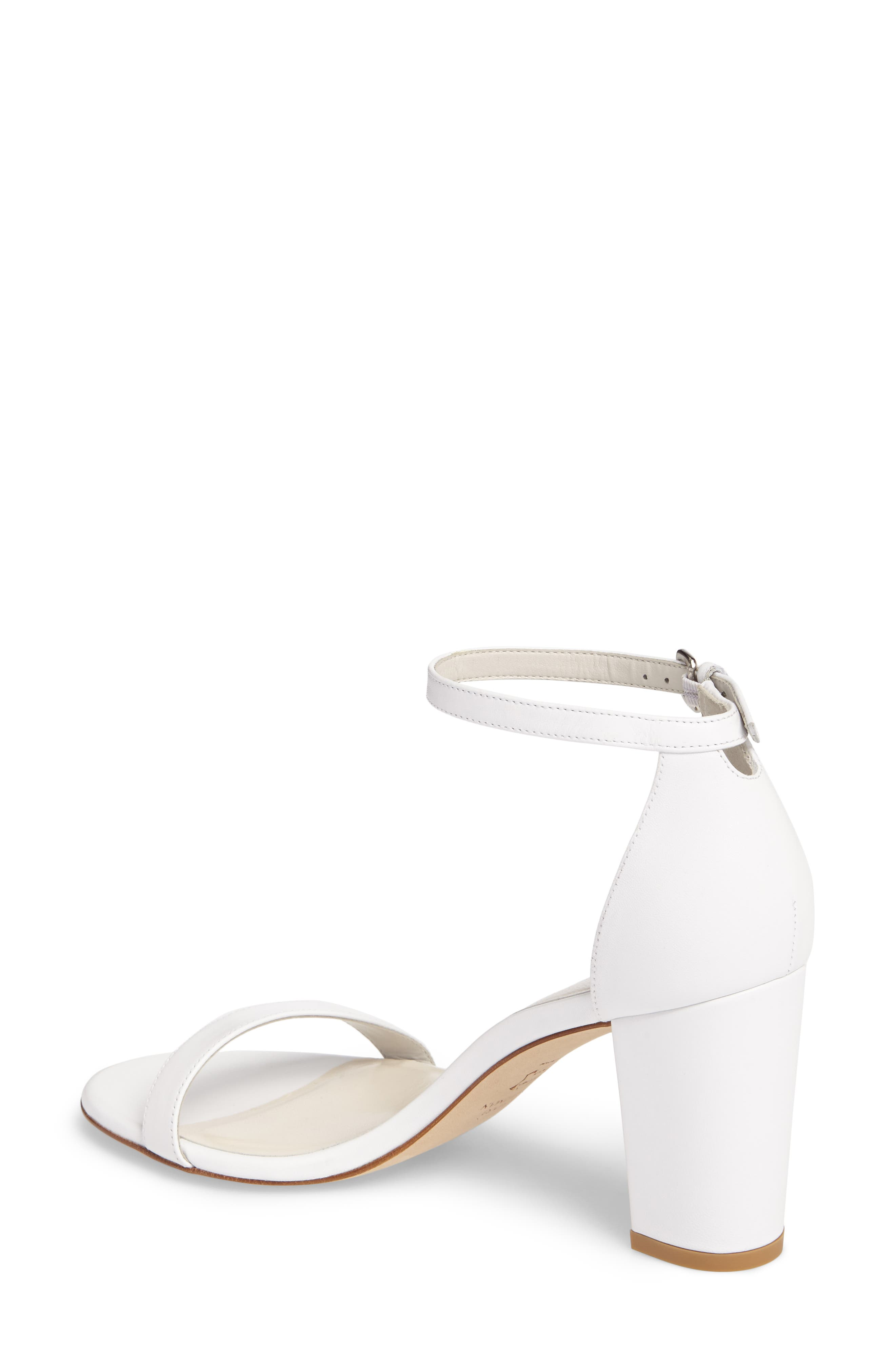 NearlyNude Ankle Strap Sandal,                             Alternate thumbnail 29, color,