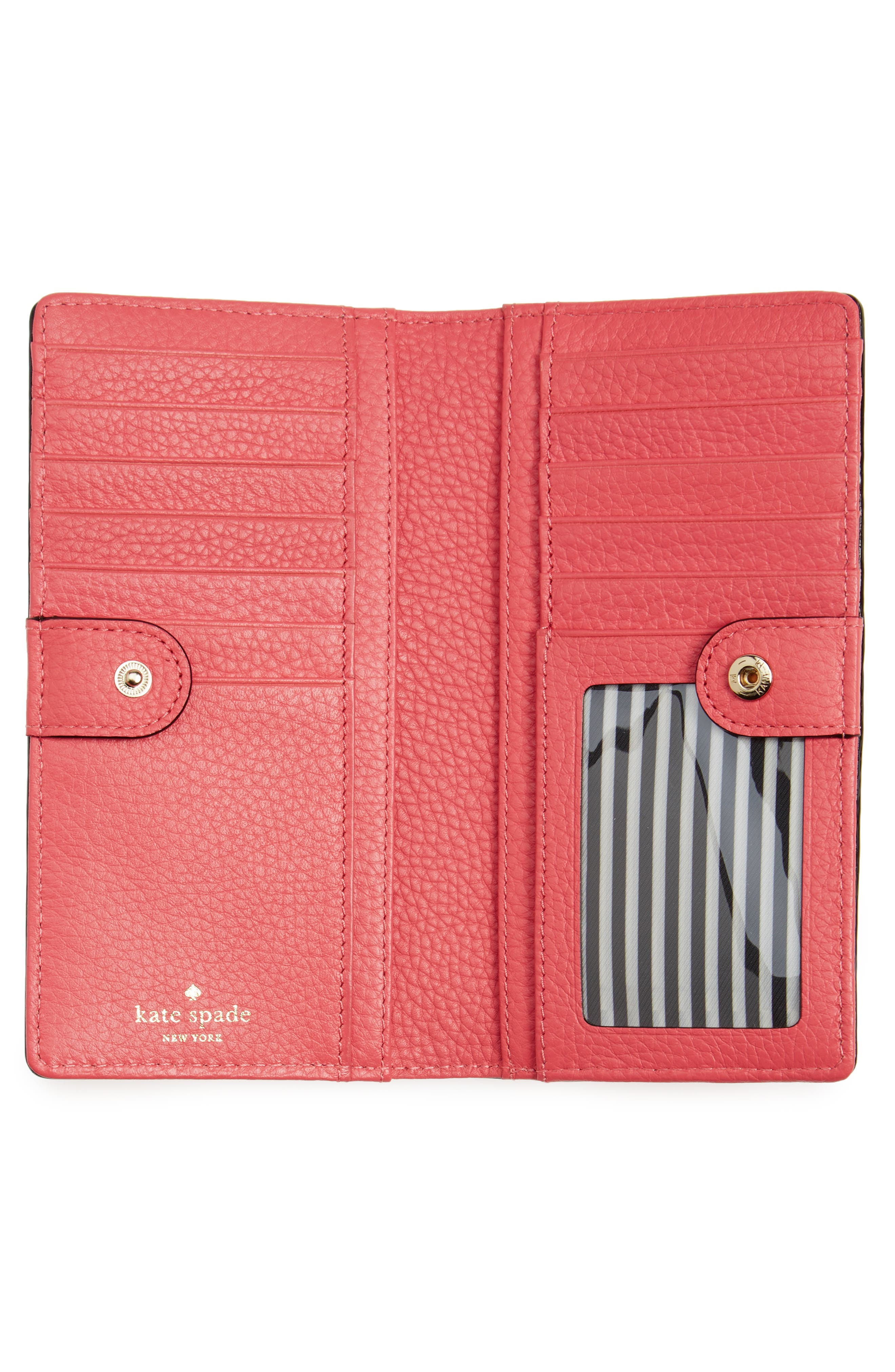 jackson street stacy leather wallet,                             Alternate thumbnail 11, color,