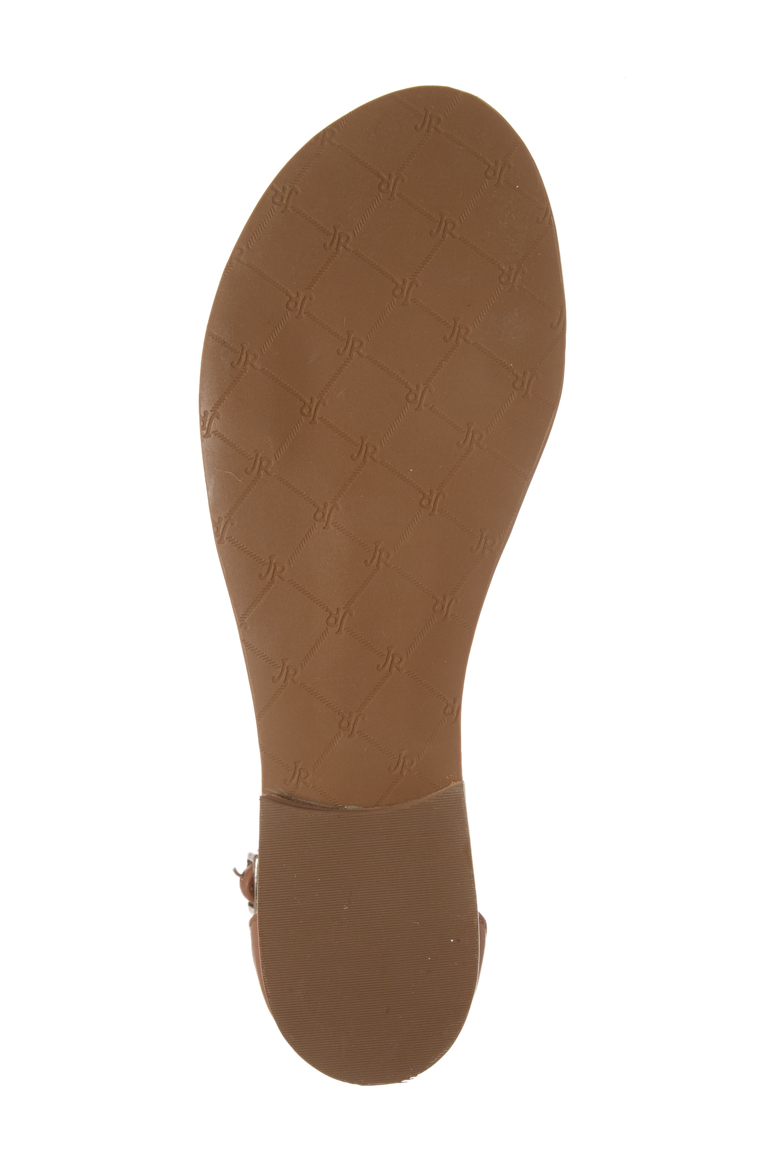 Daphne Medallion Flat Sandal,                             Alternate thumbnail 19, color,